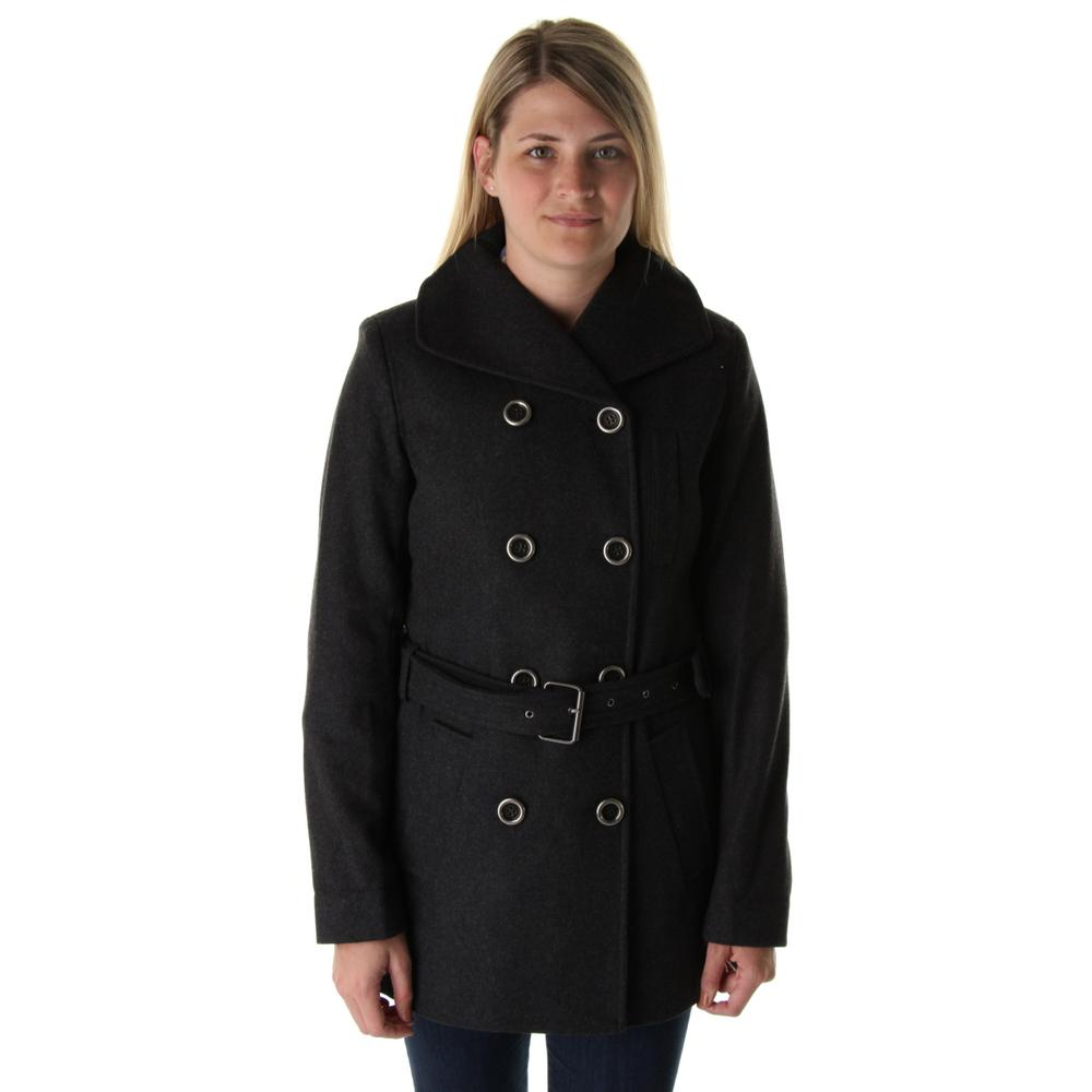 Womens wool pea coats on sale