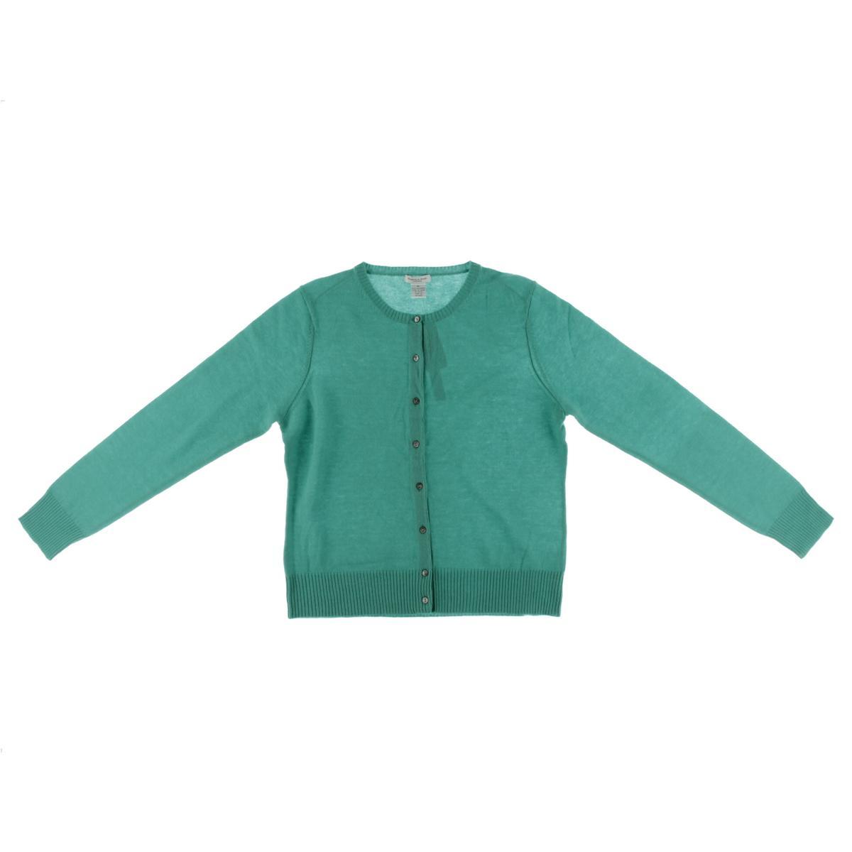 Gabriella Rossi Cashmere Button Up Cardigan Sweater