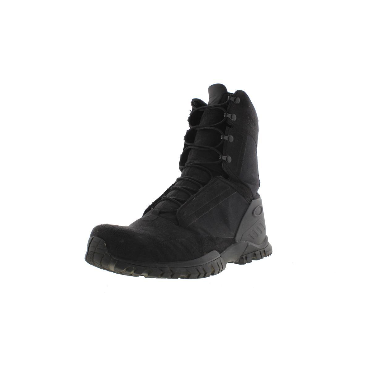 oakley si boots black  oakley 1807 mens si 8