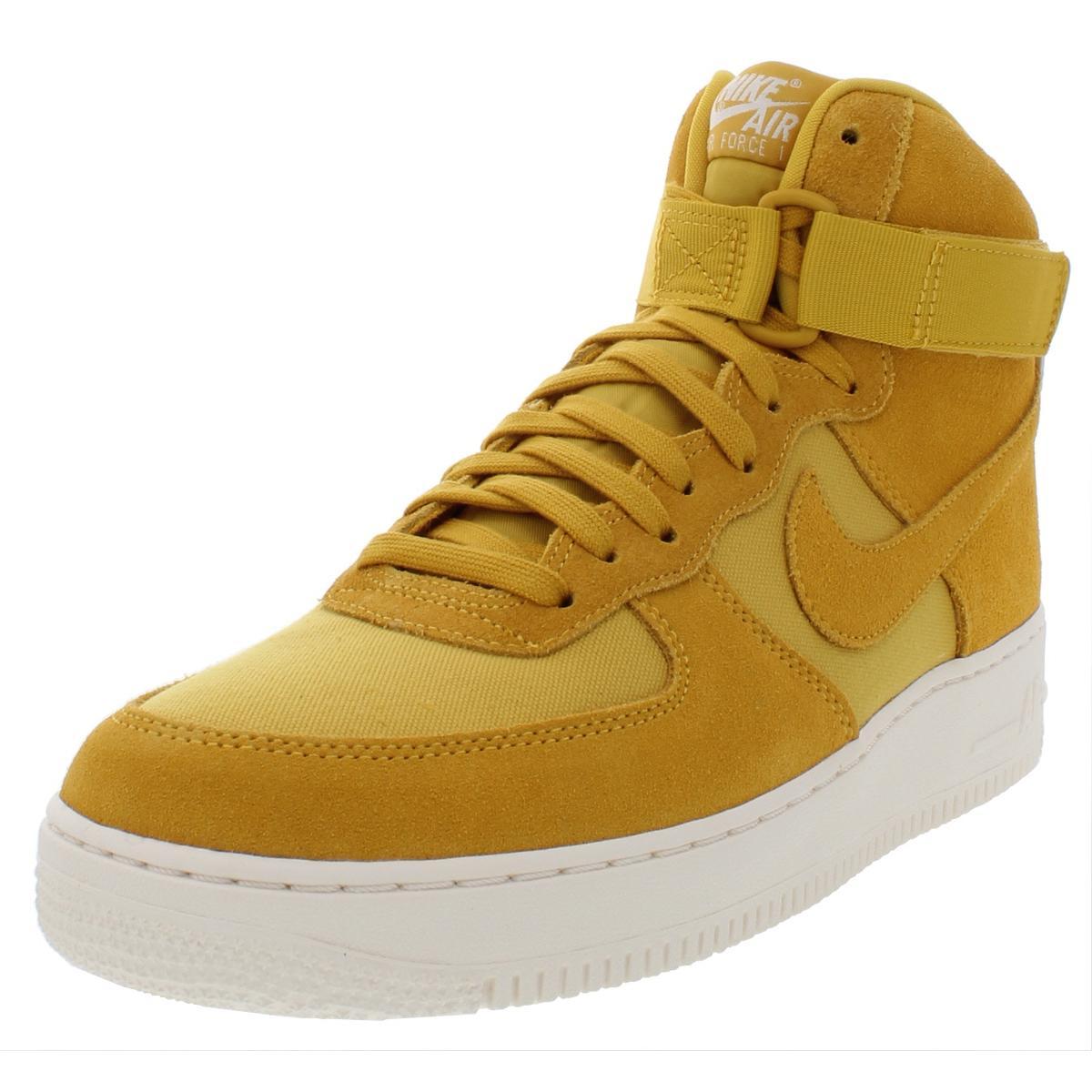 online store 5e6f2 ed92b Nike Air Force 1 High  07 Mens High Top Basketball Fashion Sneakers