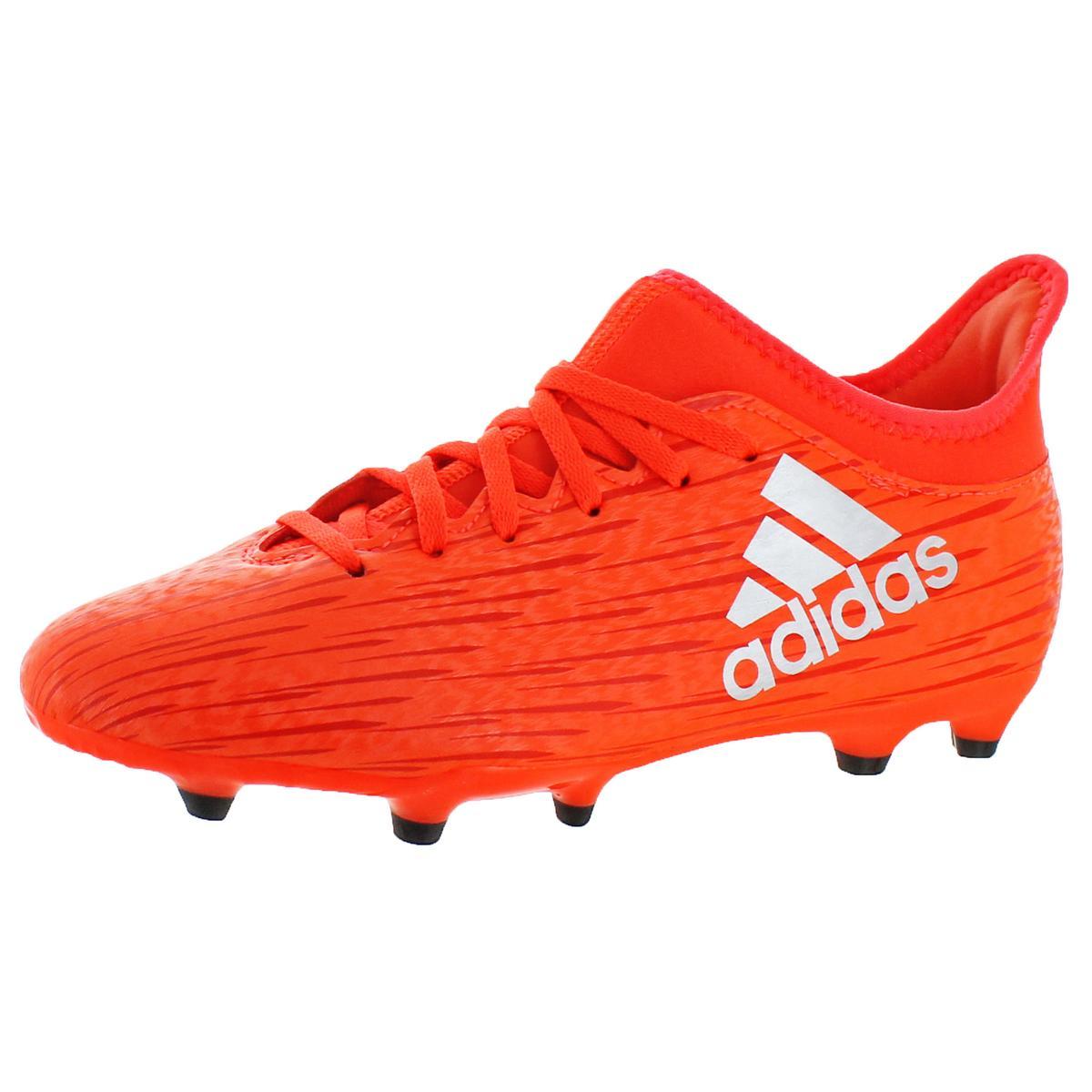 90e23d558d84 Adidas X 16.3 Firm Ground Boys Big Kid Athletic Cleats