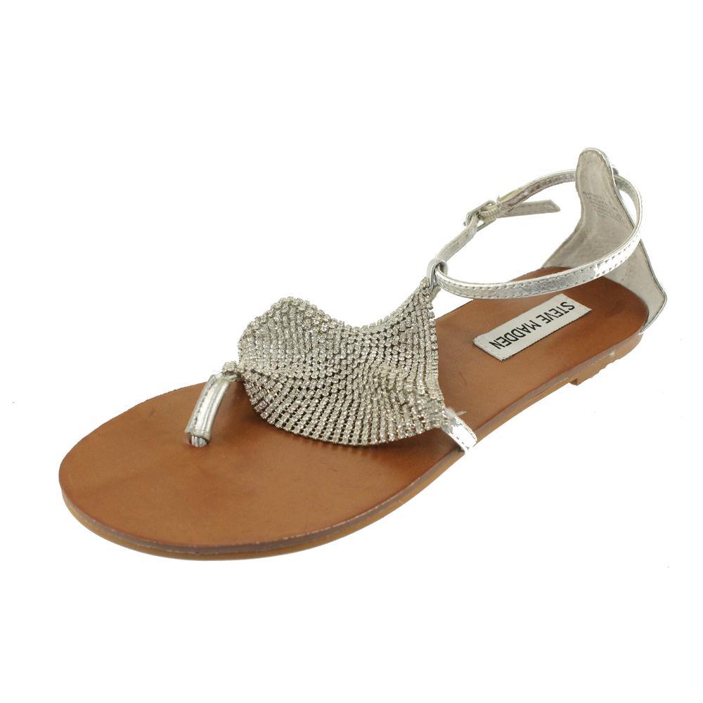 Steve Madden Rhinestone Flat Shoes