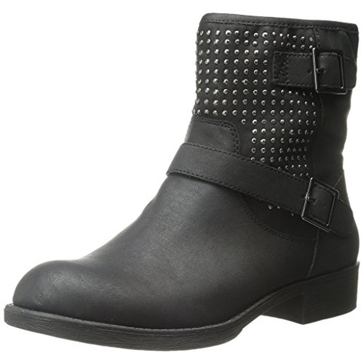 easy spirit 8760 womens yvanna studded belted ankle