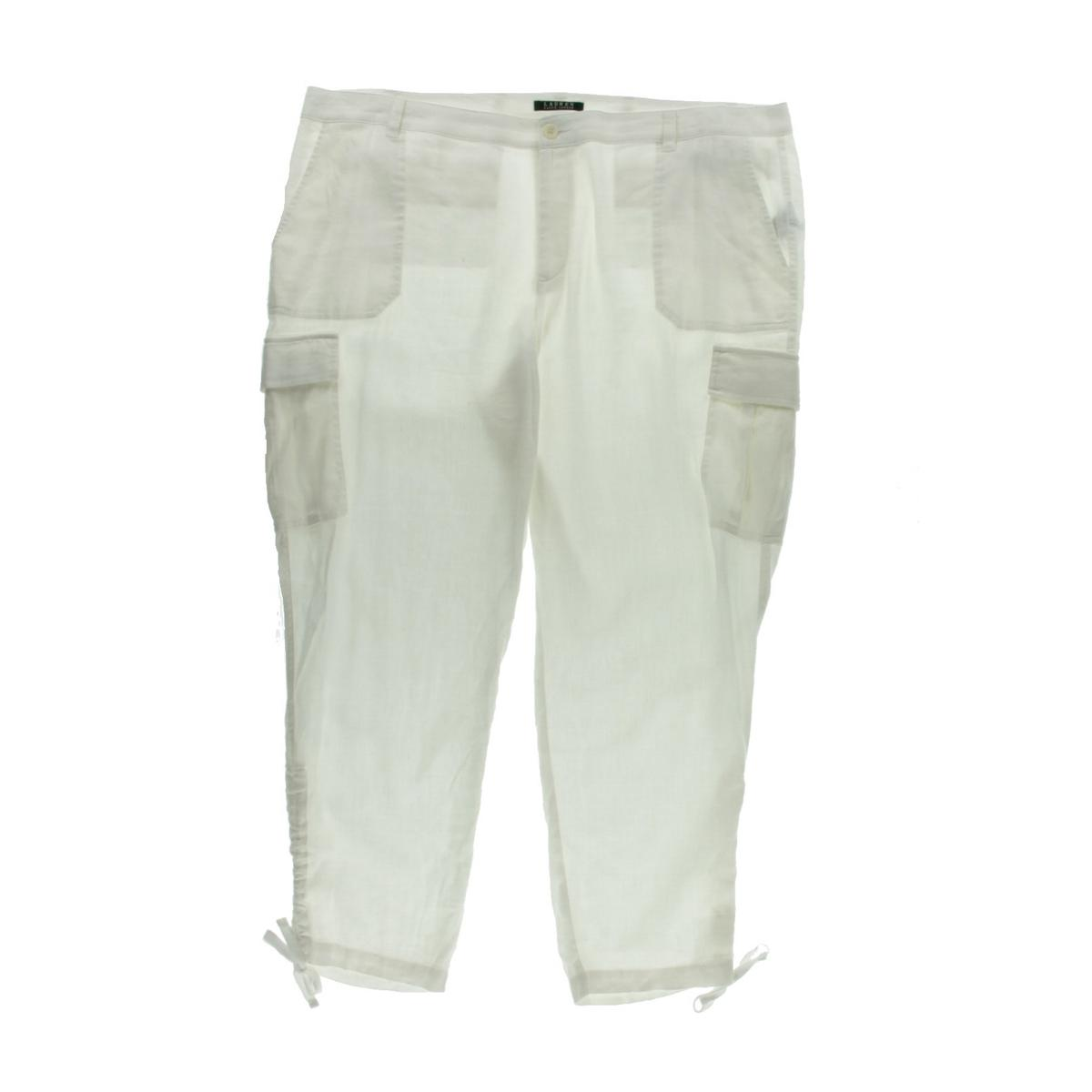 Popular Xcvi Monte Carlo Linen Pants In Natural  Lyst