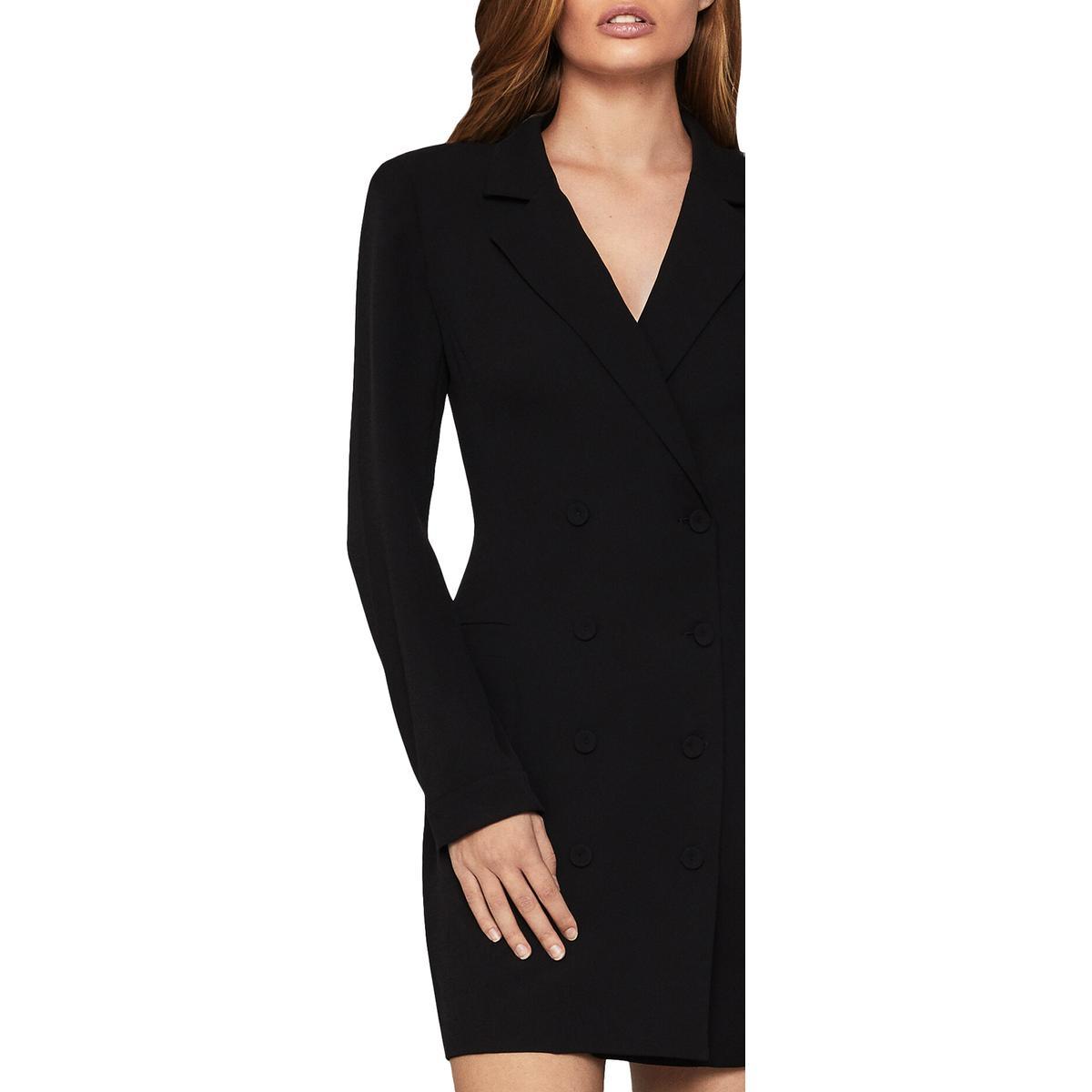 BCBG Max Azria Womens Eve Blazer Sheath Mini Jacket Dress Tunic BHFO 0141