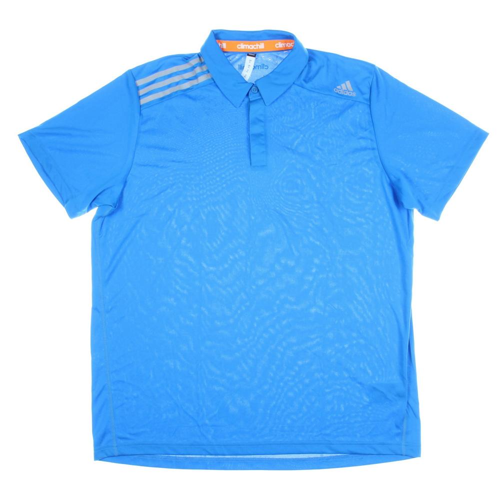 Adidas Perforated ClimaChill Polo Shirt
