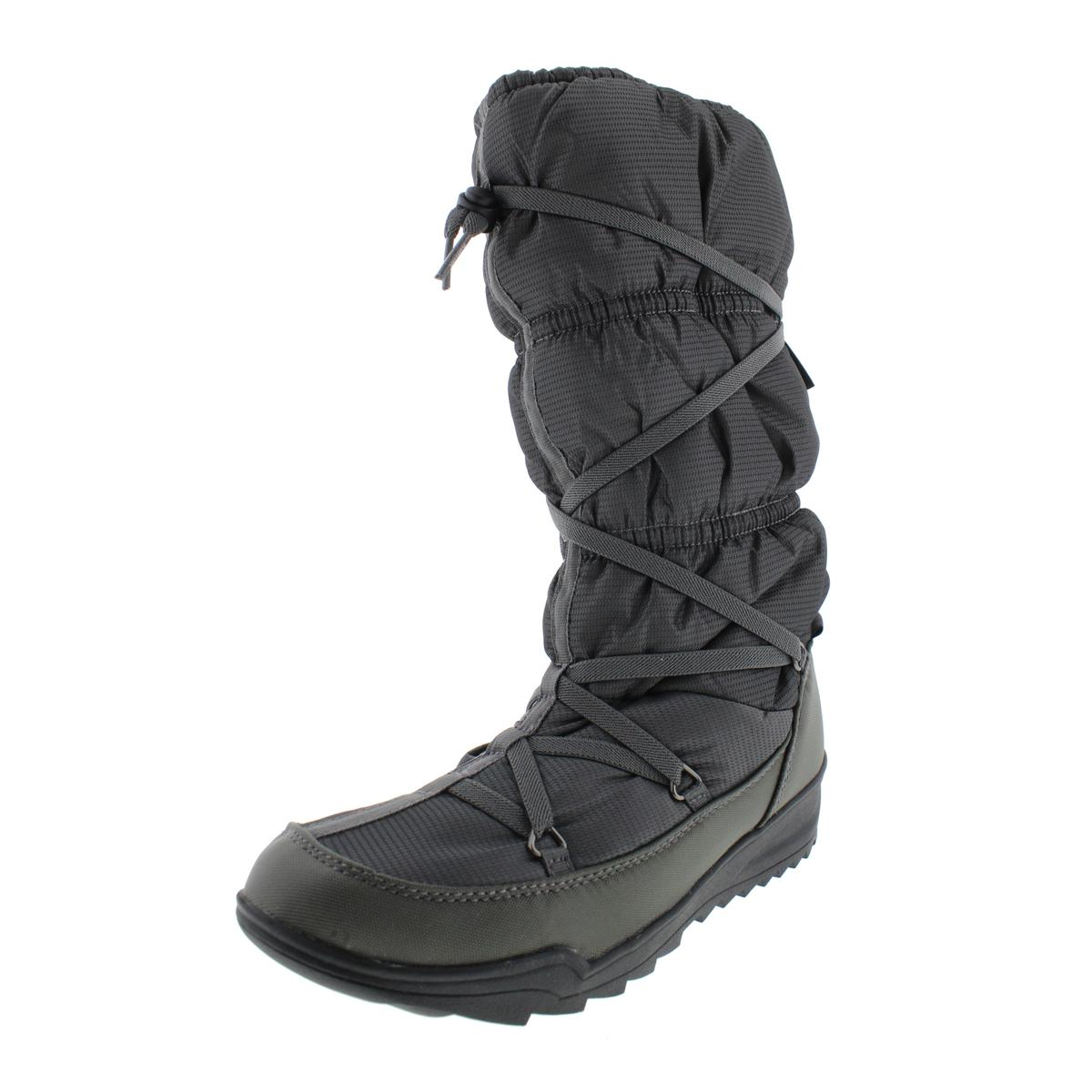 kamik 2971 womens luxembourg quilted waterproof mid calf