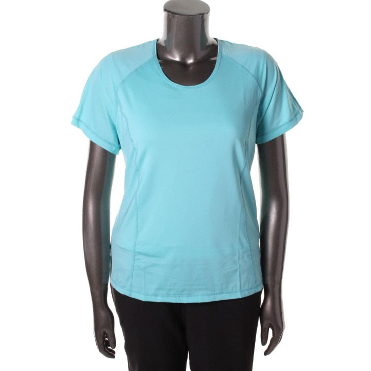 Live Life Large 6654 Womens Moisture Wicking Shirts Tops