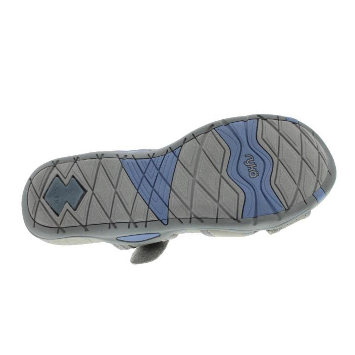 Ryka sandals shoes - Ryka 4935 Womens Essence Contrast Stitch Signature Slide
