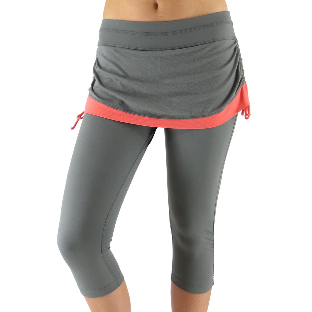 workout skirts with leggings