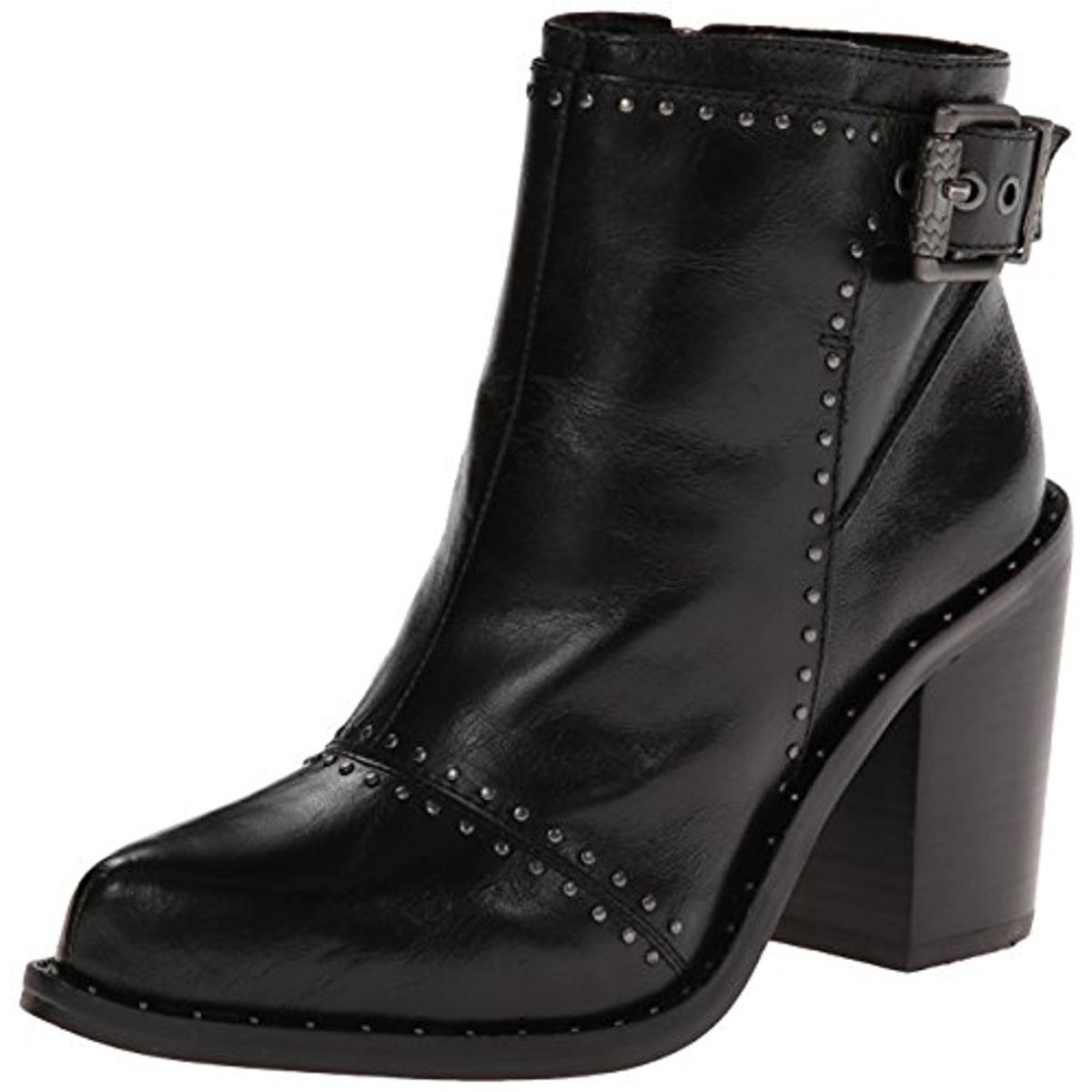 luxury rebel 3190 womens maggie leather studded ankle
