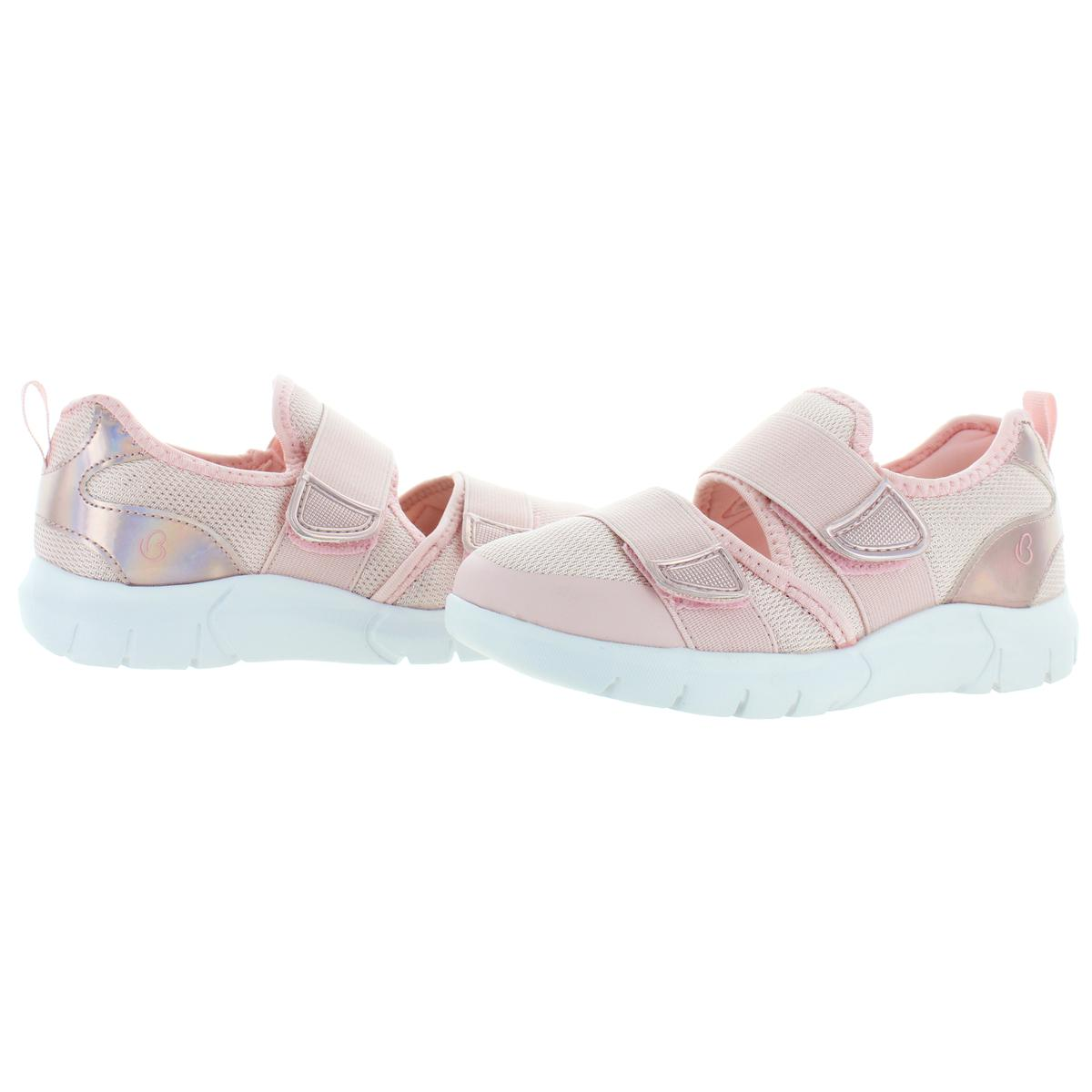 Baretraps Girl/'s Jessie Mesh Textile Slip On Casual Fashion Sneaker