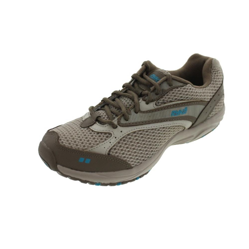 ryka womens dash leather lightweight workout walking shoes