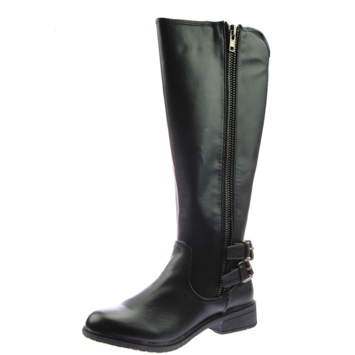 Shop for Report Women's Hanna Buckle Detail Riding Boots. Free Shipping on orders over $45 at janydo.ml - Your Online Shoes Outlet Store! Get 5% in rewards with Club O! -