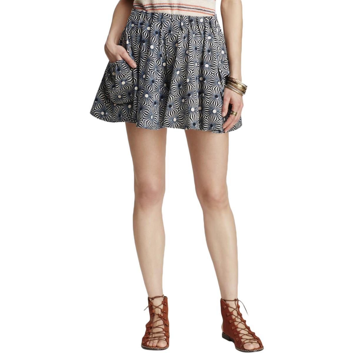 free 3008 womens pattern above knee a line skirt bhfo