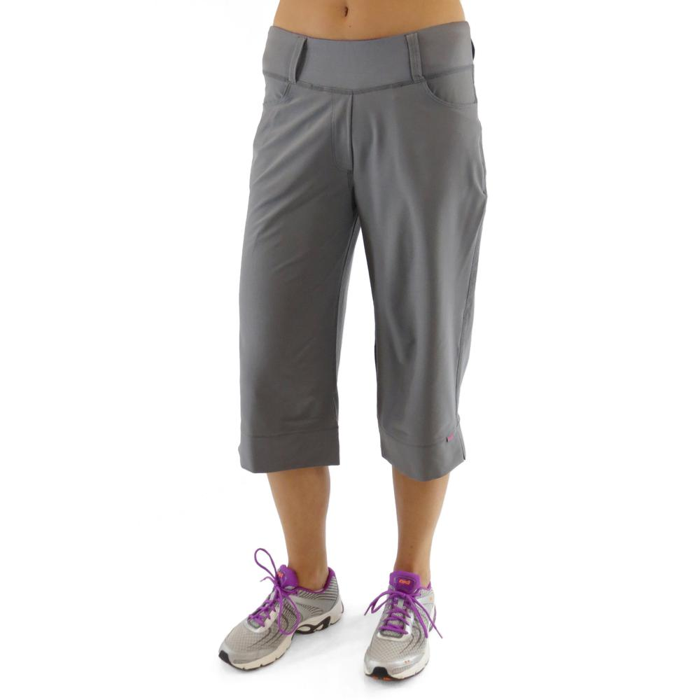 RYKA NEW Stroll Relaxed Fit Capri Workout Pants Athletic