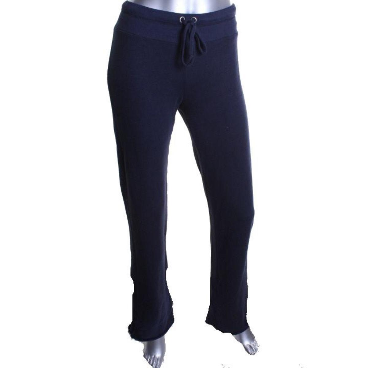 SPLENDID French Terry Raw Hem Lounge Pants