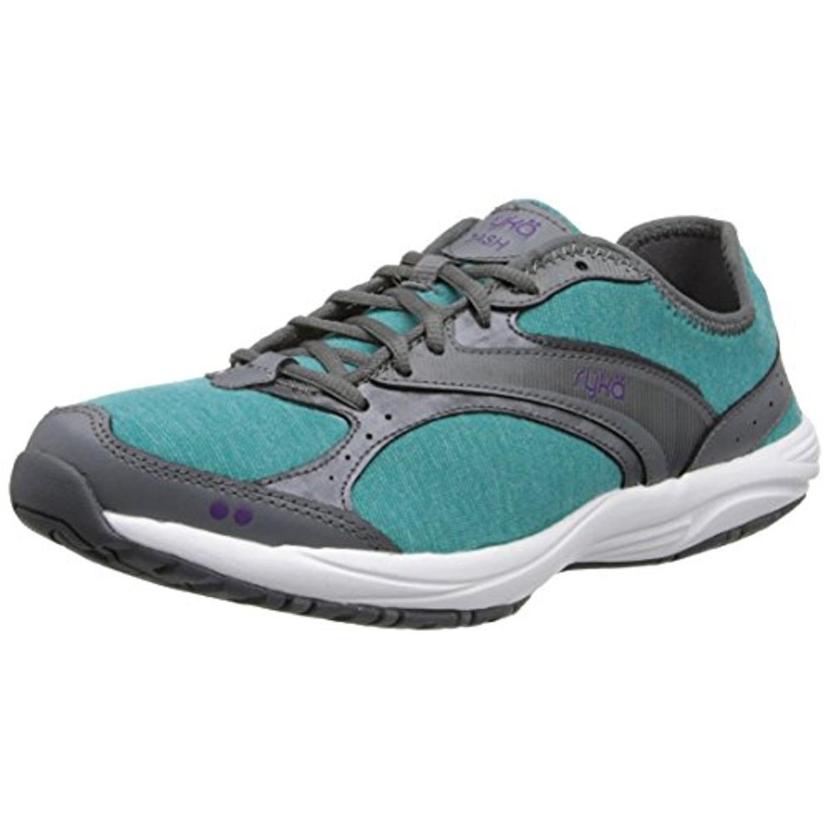 From rykä women's running shoes, to training shoes, and comfort walking shoes, you're bound to find something to your liking. Throw in a fresh new style of rykä women's athletic clothing ranging from women's tops and bottoms, and you have a complete ensemble geared especially for you.