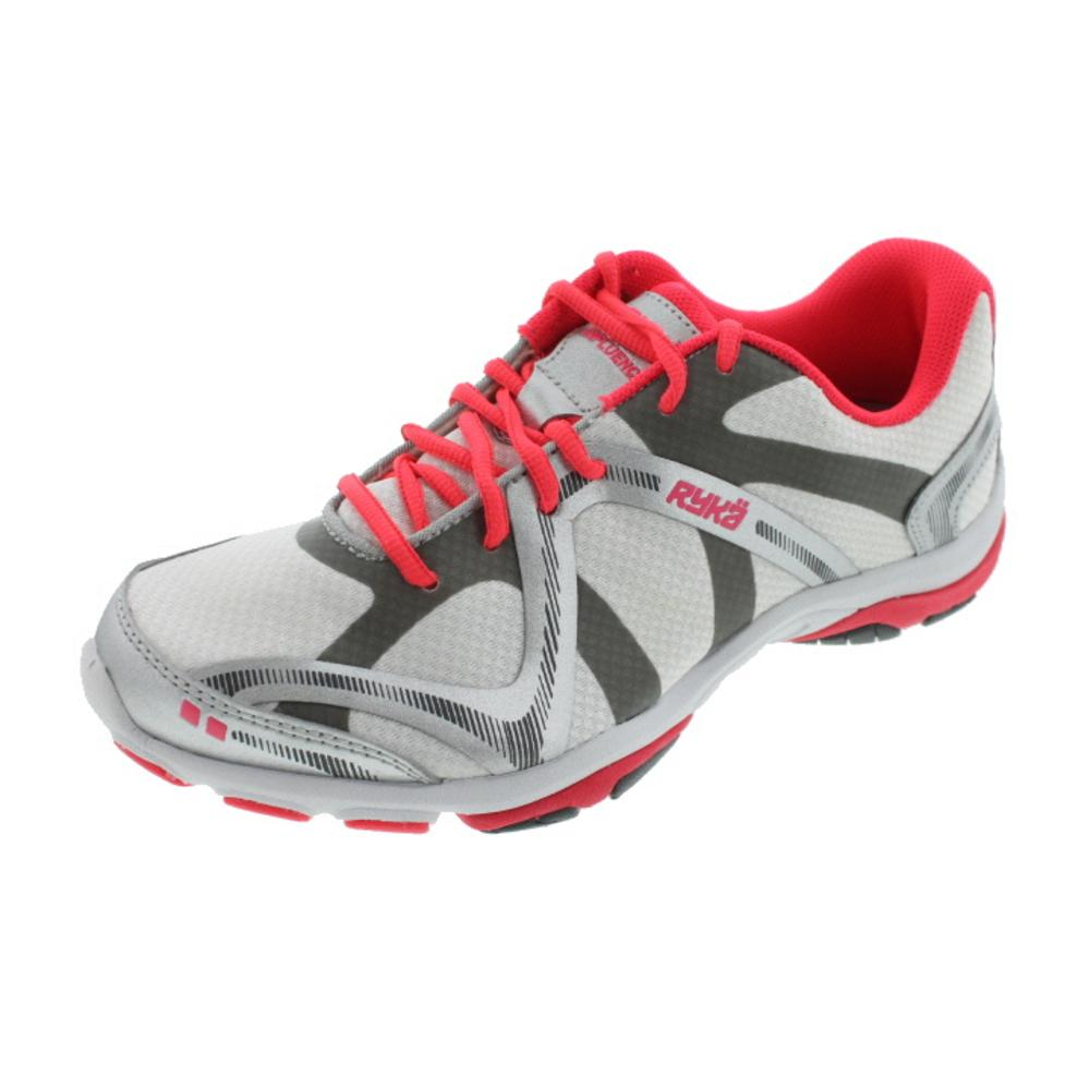 ryka 9498 womens influence mesh metallic workout athletic