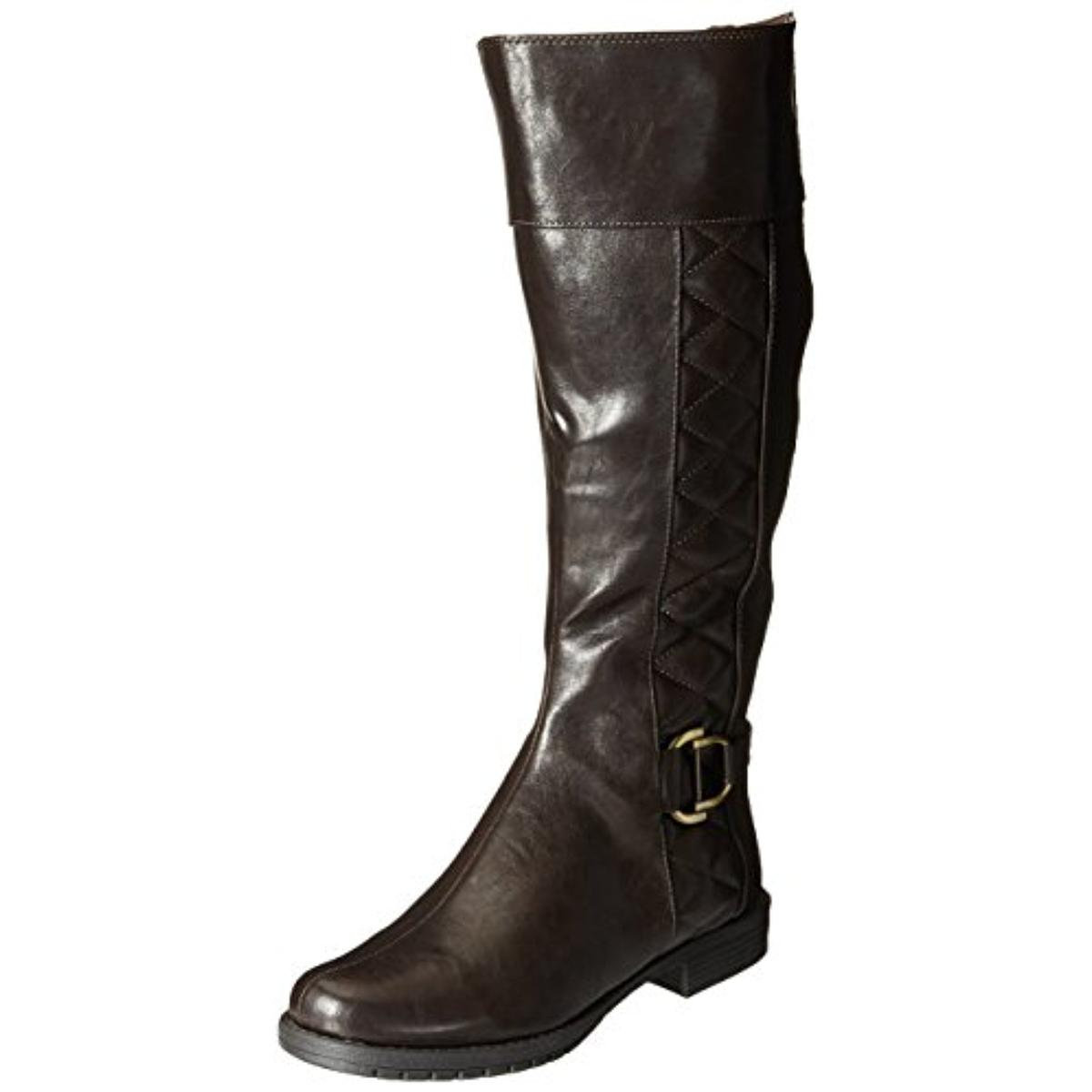 lifestride 0961 womens marvelous wide calf knee high