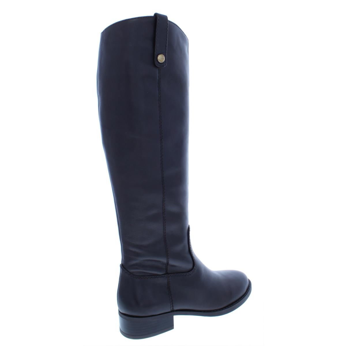 INC Womens Fawne Leather Knee-High Tall Riding Boots Shoes BHFO 5020
