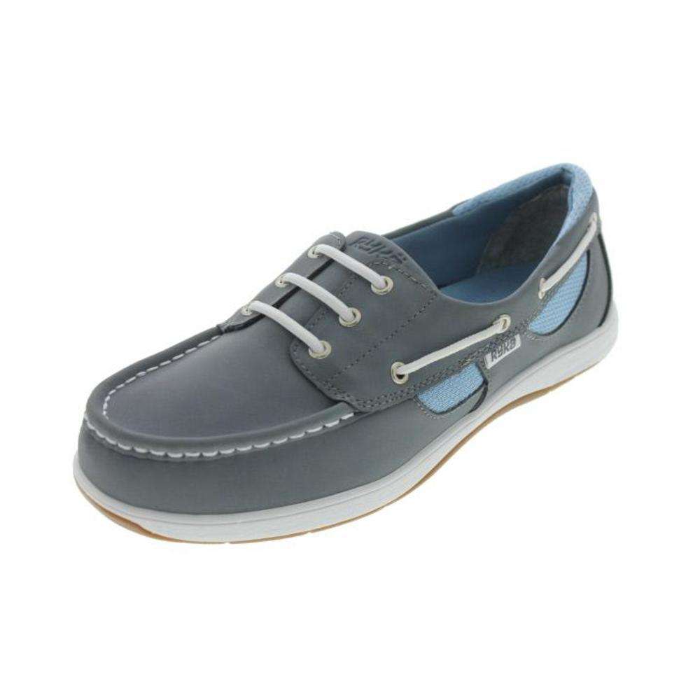 ryka new chatham leather slip on casual boat shoes bhfo ebay