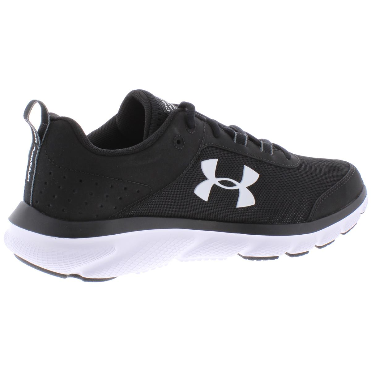 Under Armour Mens Charged Assert 8 Trainers Gym Running Shoes Sneakers BHFO 0427