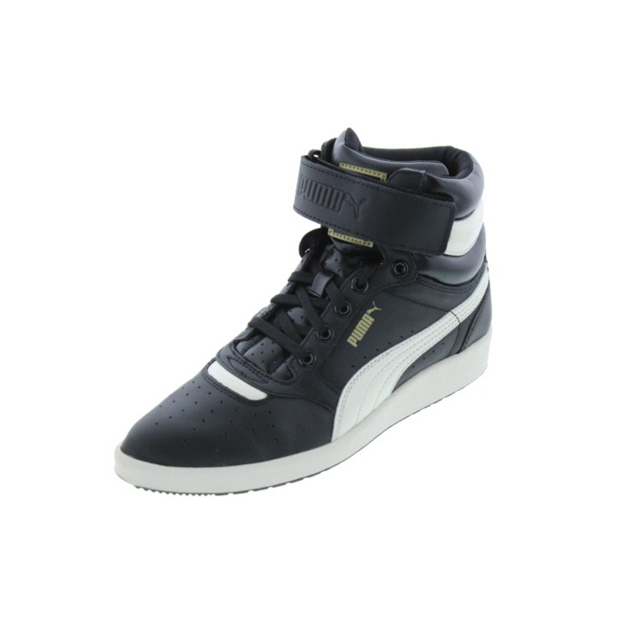 6248 womens sky point leather mid top fashion