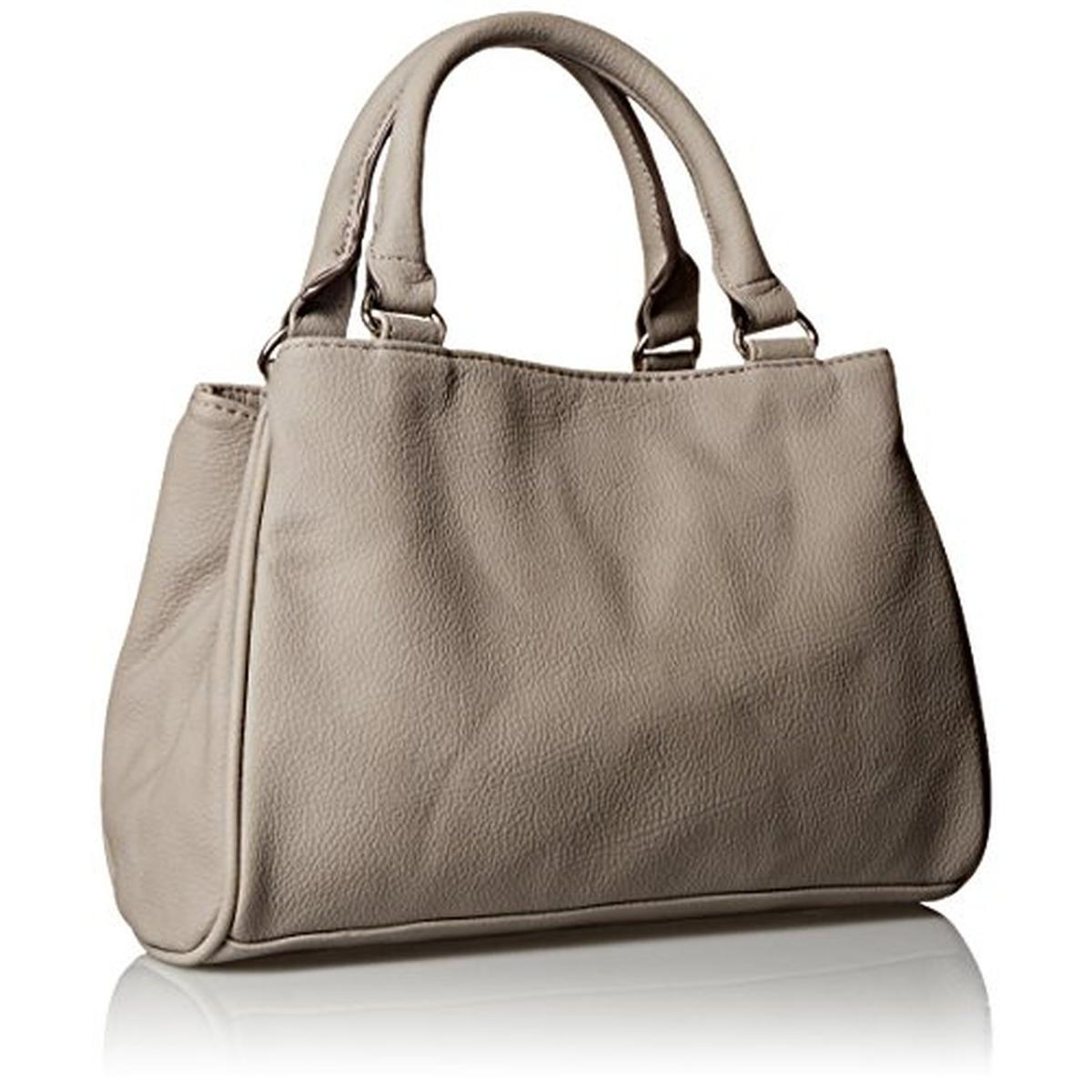 Rosetti 6373 Womens Charlotte Faux Leather Satchel ...