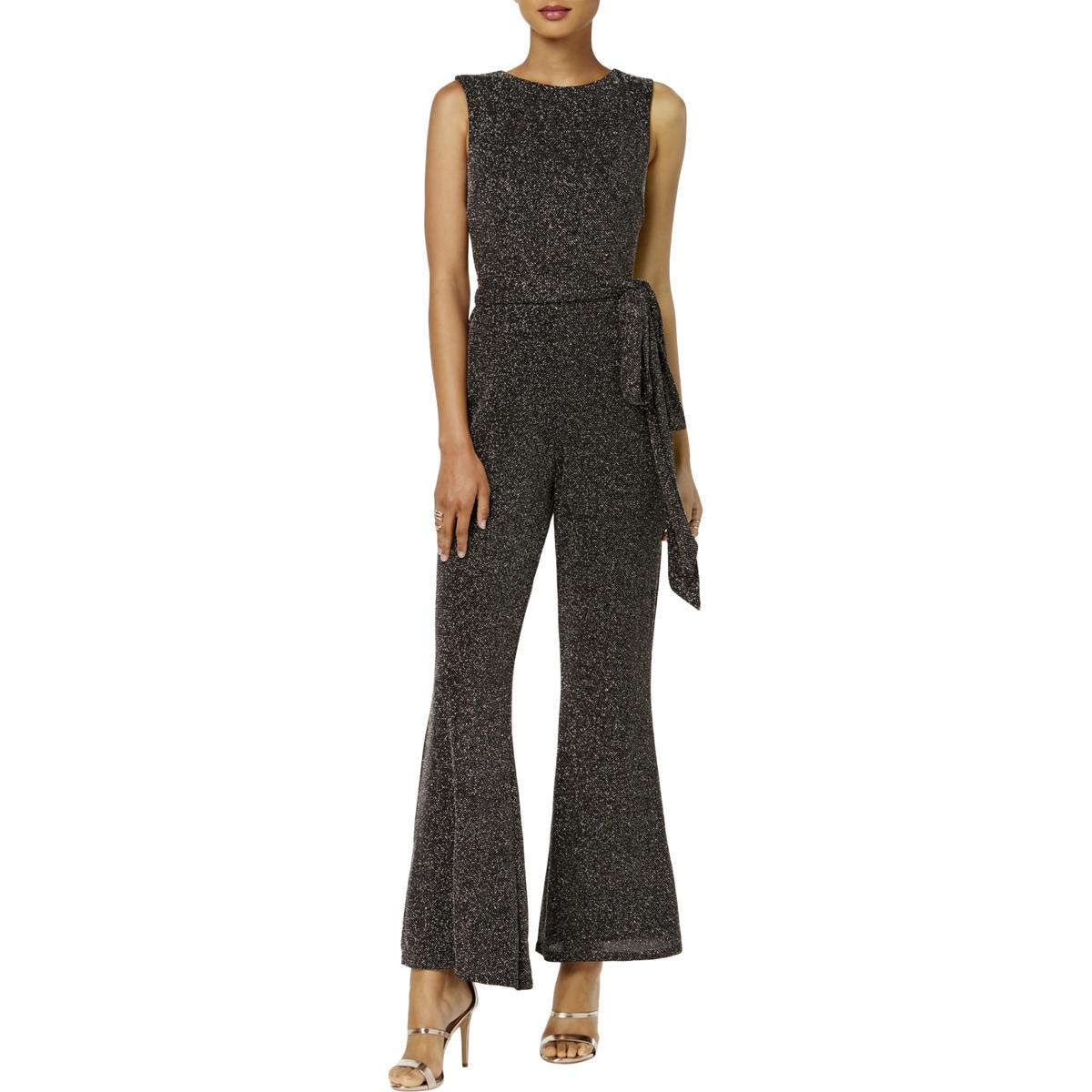 fb0703486785 Black Vince Camuto Women s Rompers   Jumpsuits - Sears