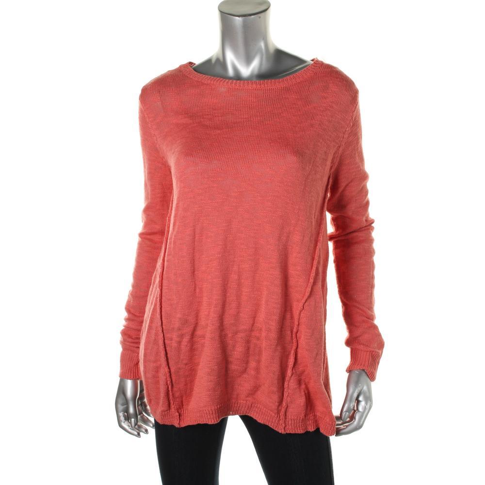 Jolt Stretch Open Stitch Pullover Sweater