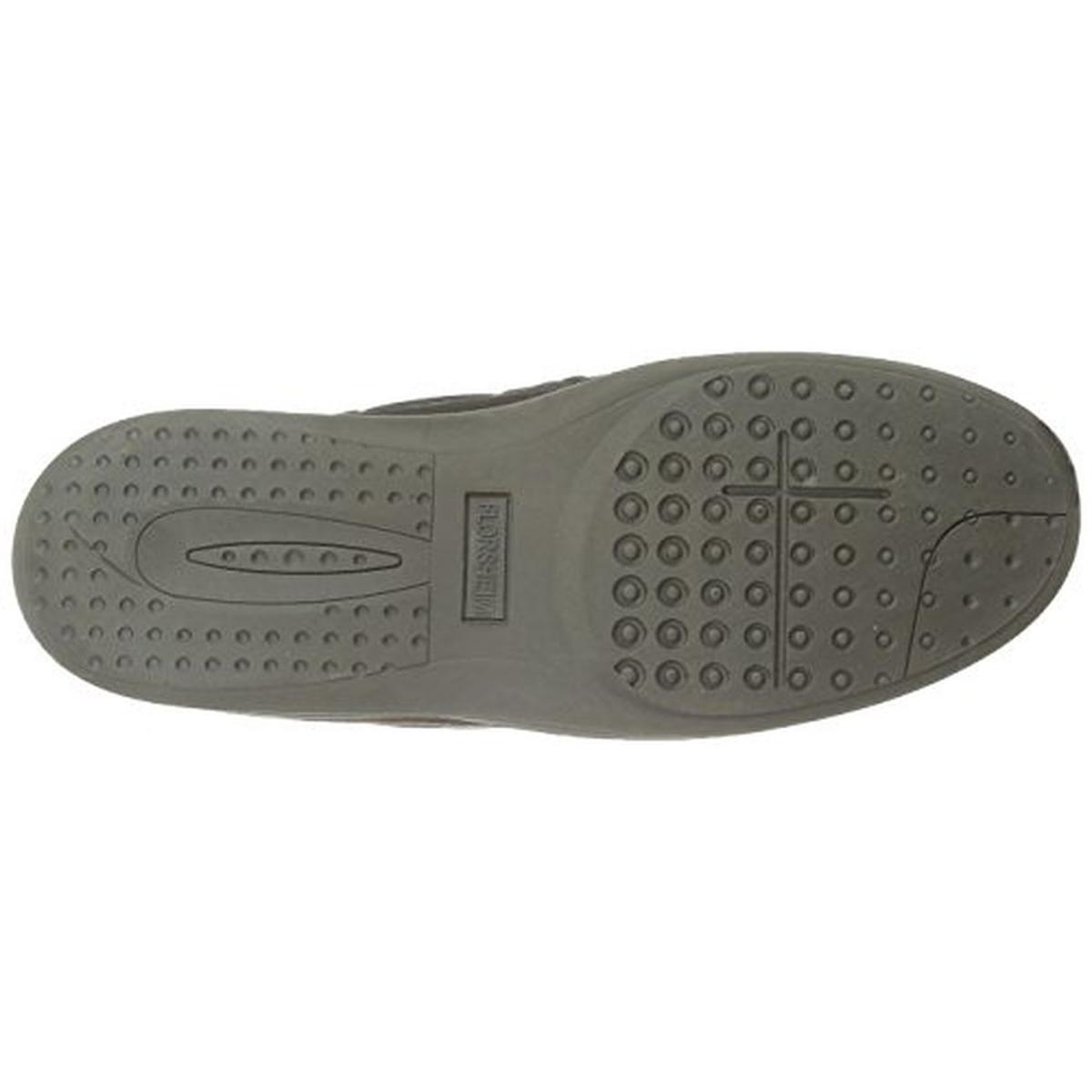 florsheim 3652 mens suede fleece lined slip on loafer