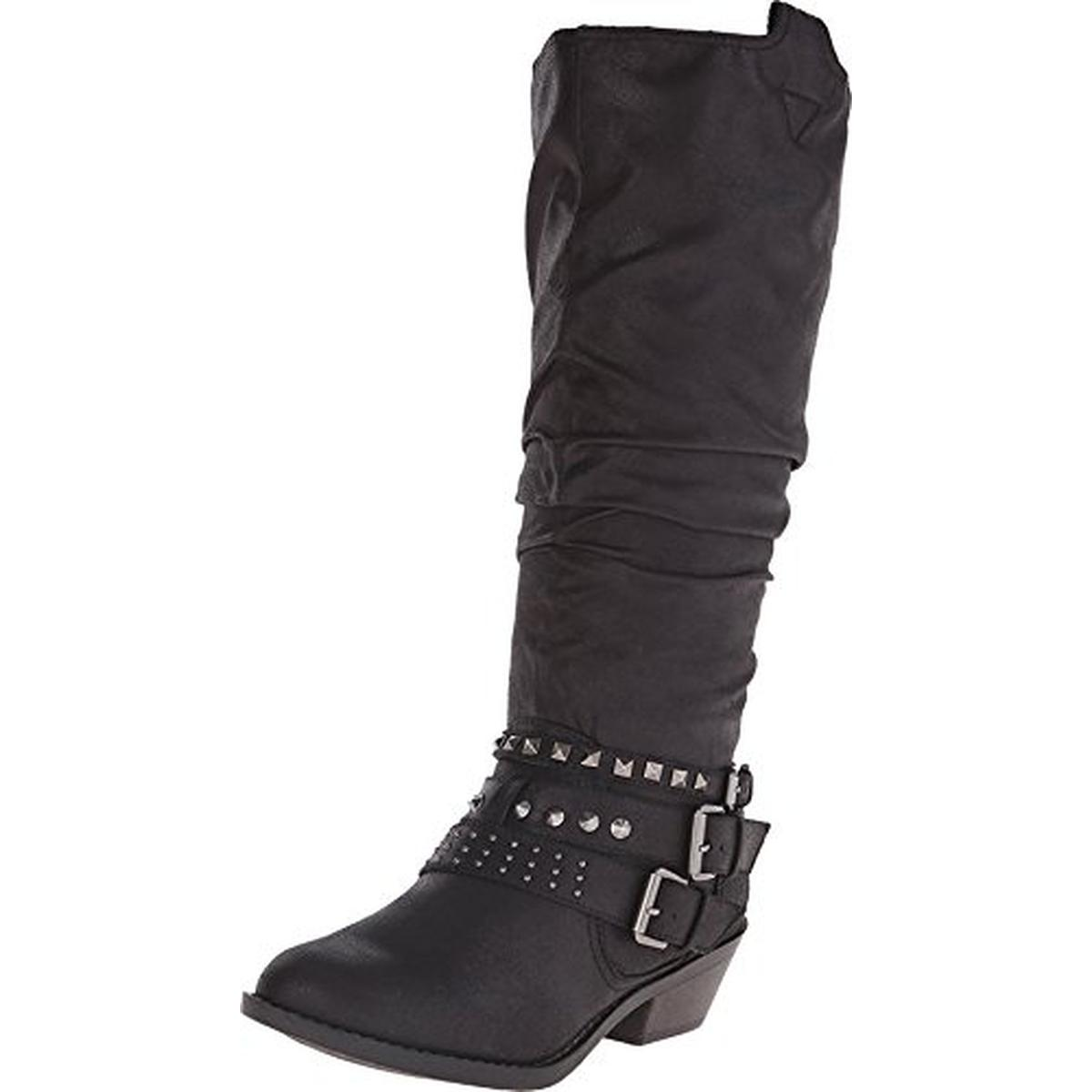 report 9417 womens kathye knee high toe cowboy