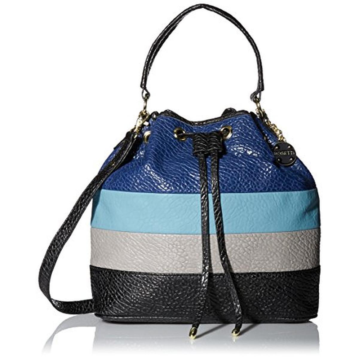 Rosetti Cassandra Faux Leather Bucket Handbag