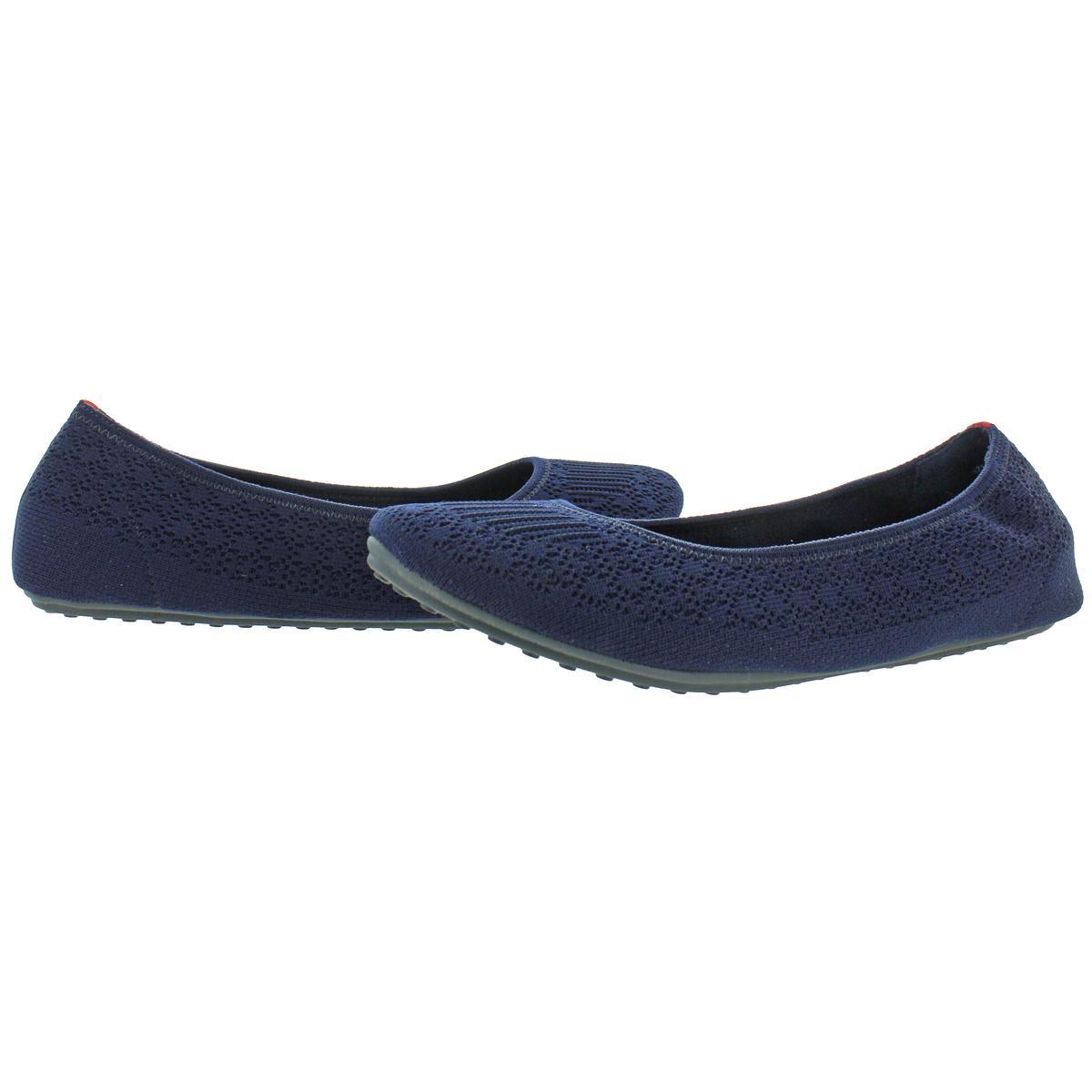 Adam Tucker Me Too Women/'s Kaila 12 Knit Memory Foam Slip On Ballet Flats