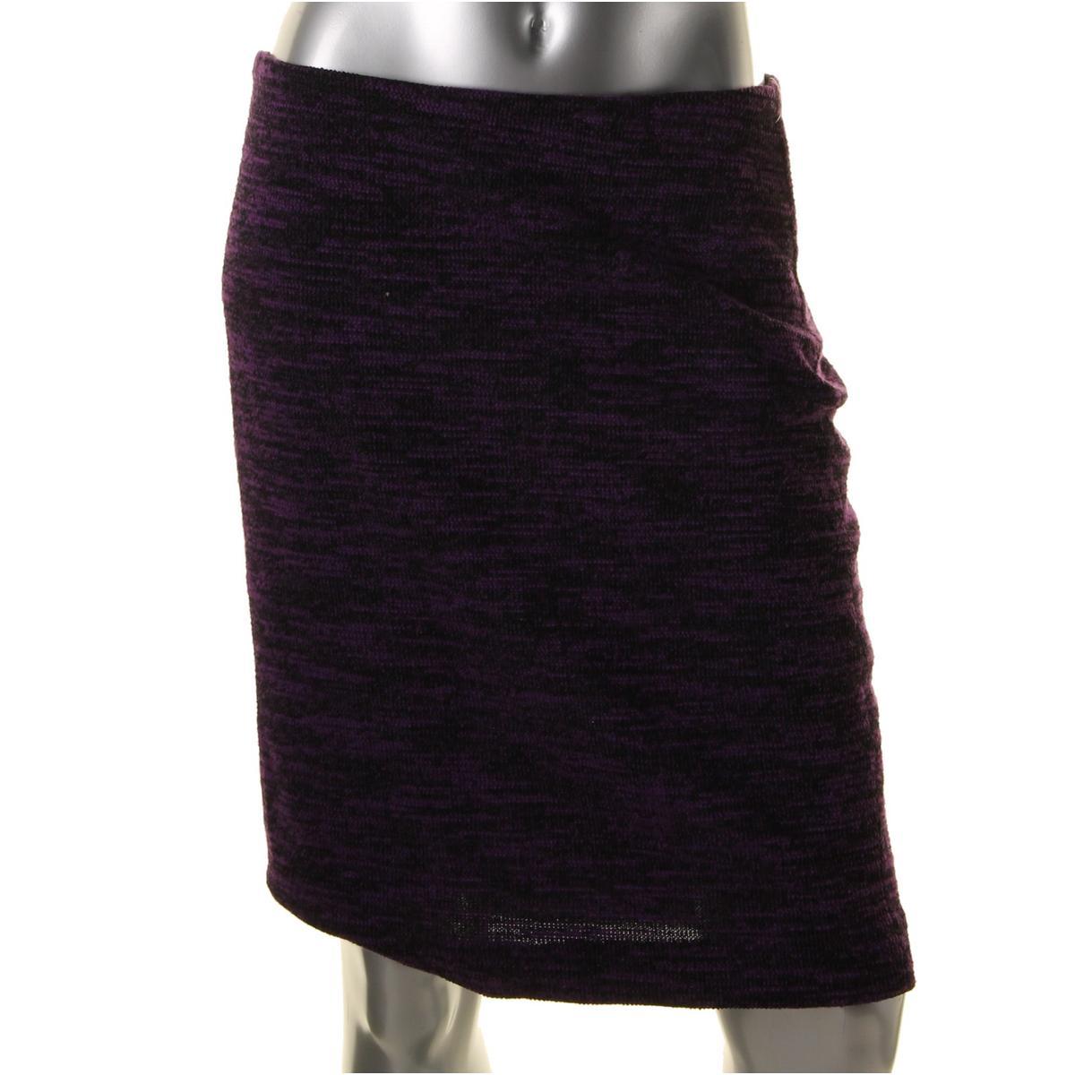 grace elements 0912 womens marled tweed elastic waist