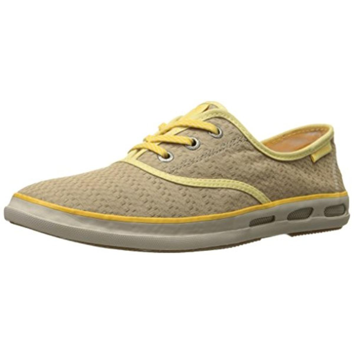 columbia 9700 womens vulc n vent canvas toe casual