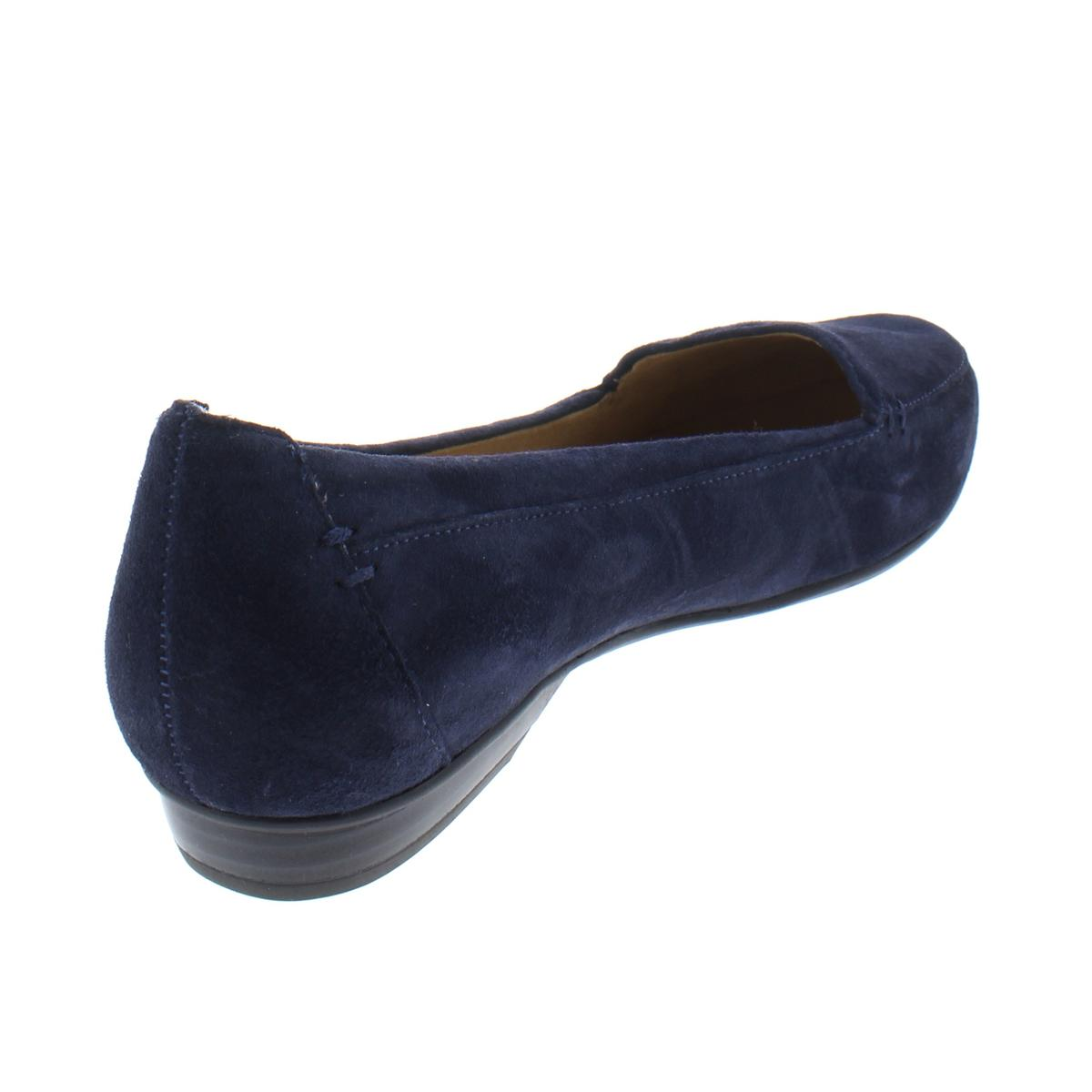 Naturalizer-Womens-Saban-Solid-Round-Toe-Casual-Loafers-Shoes-BHFO-1181 thumbnail 10