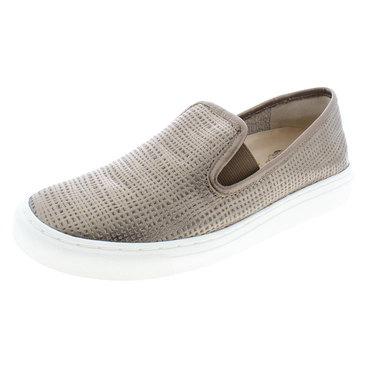 7da0a6d80330 Details about Vince Camuto Womens Becker Brown Loafers Shoes 9.5 Medium (B