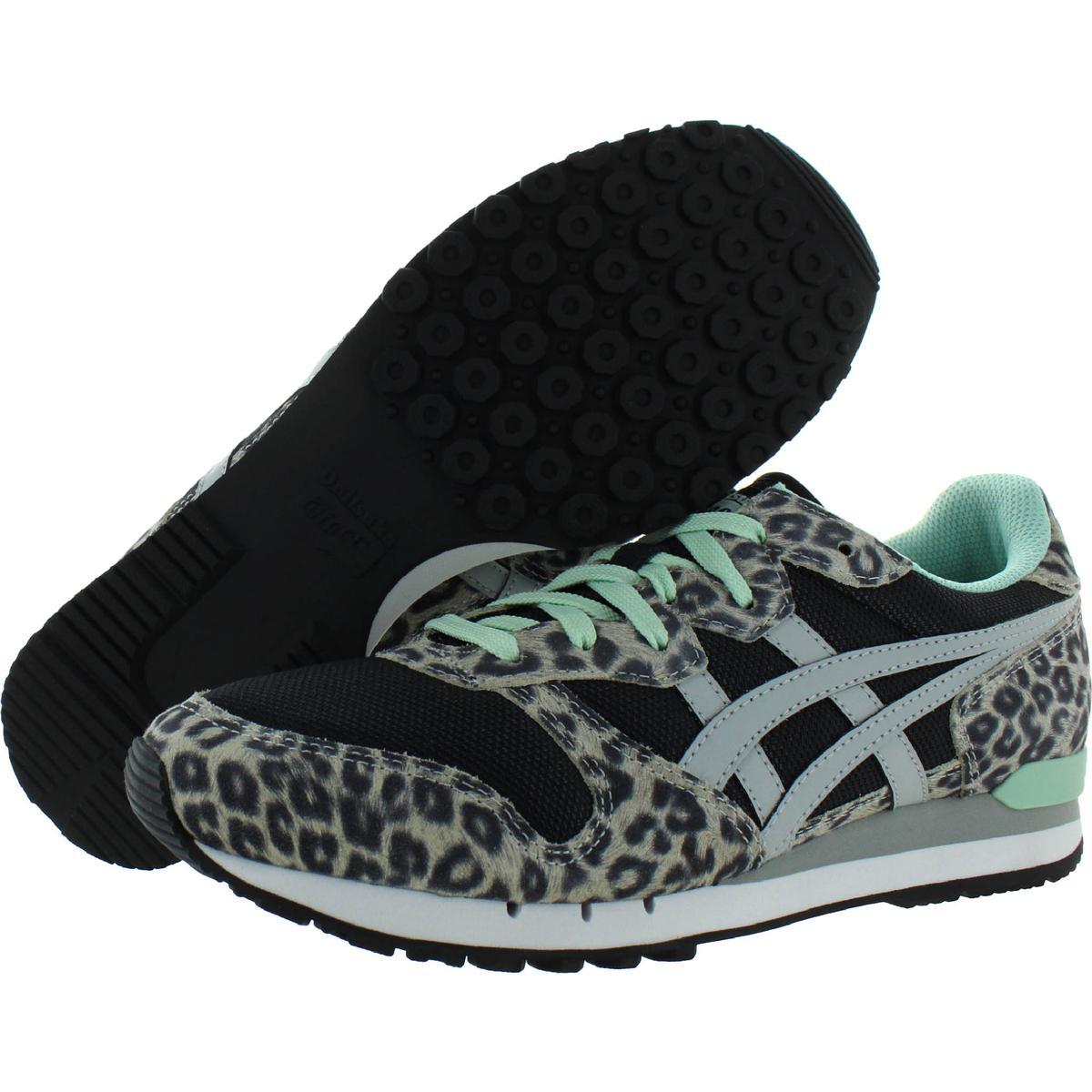 Onitsuka-Tiger-Womens-Alvarado-Running-Cross-Training-Shoes-Sneakers-BHFO-0313 thumbnail 4