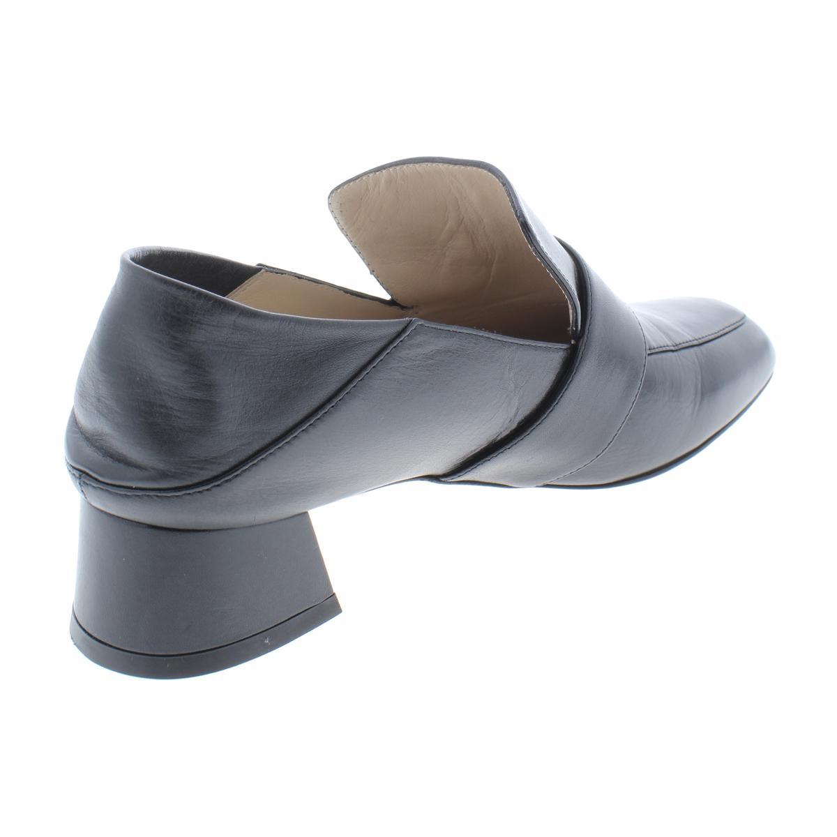 Stuart Weitzman damen damen damen Irises Leather ConGrünible Loafer Heels schuhe BHFO 8125 18c2c6