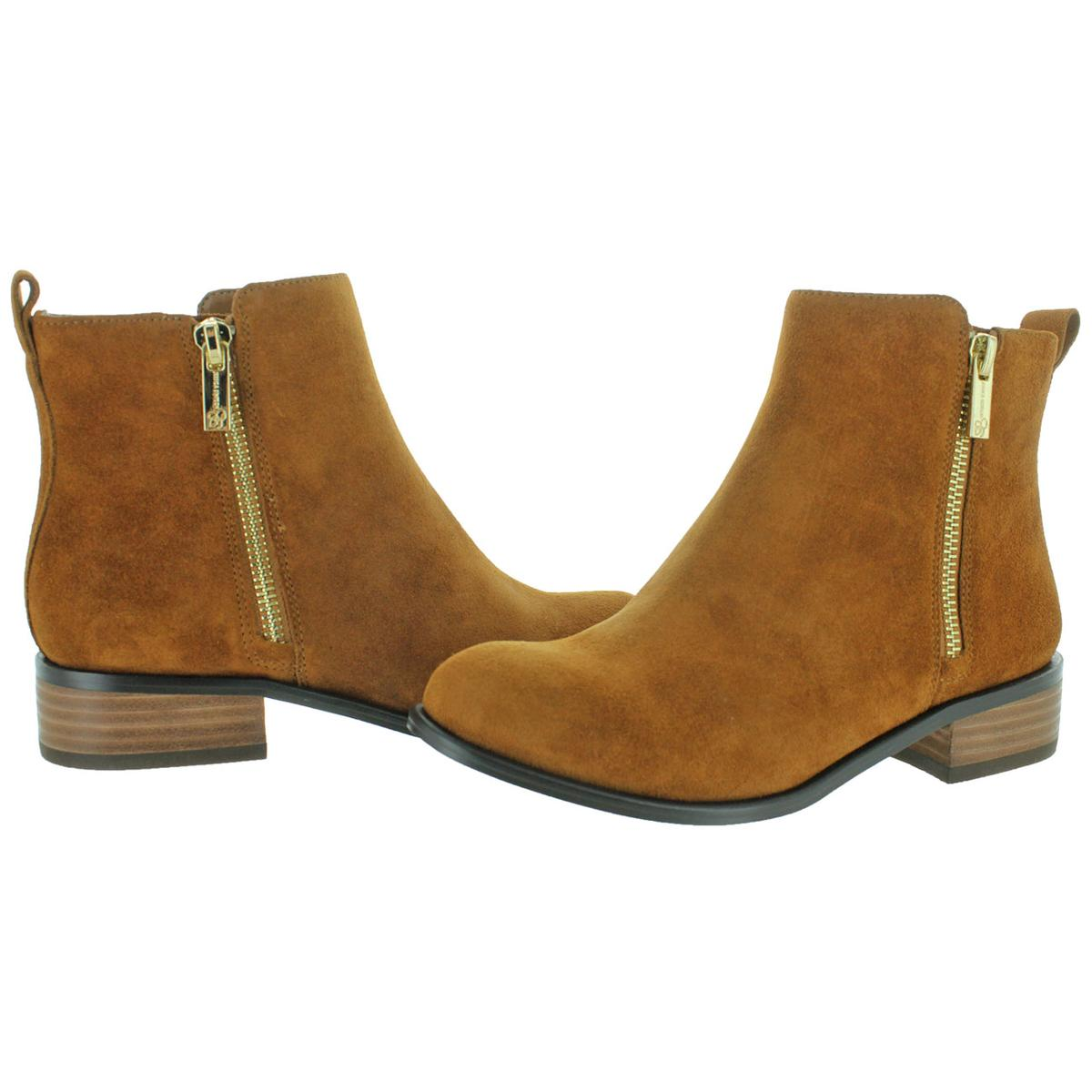 Jessica-Simpson-Kesaria-Ankle-Casual-Suede-Booties-Boots thumbnail 8