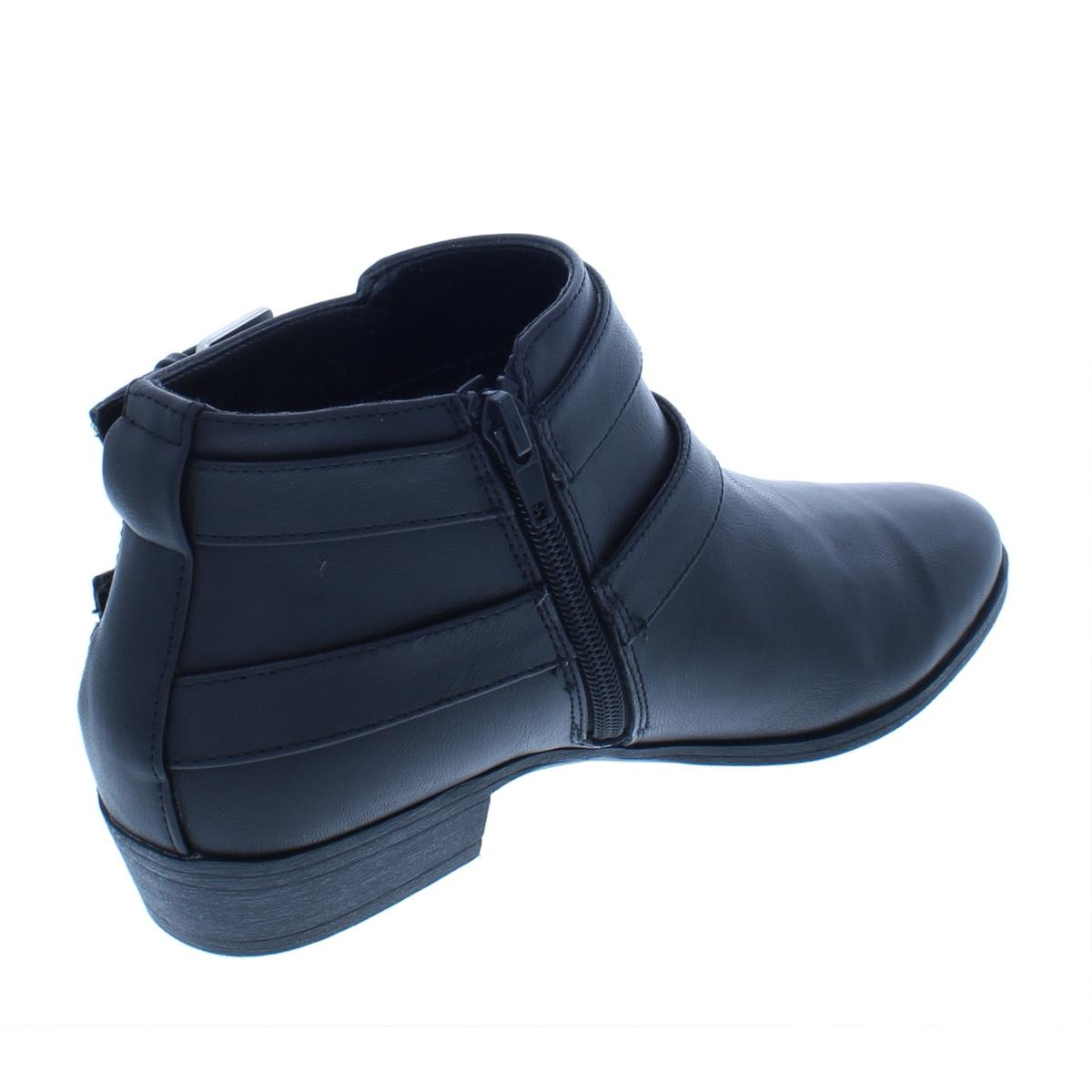 Style & Co. Damenschuhe Deenah Ankle Round Toe Buckle Buckle Toe Booties Schuhes BHFO ... 143d25