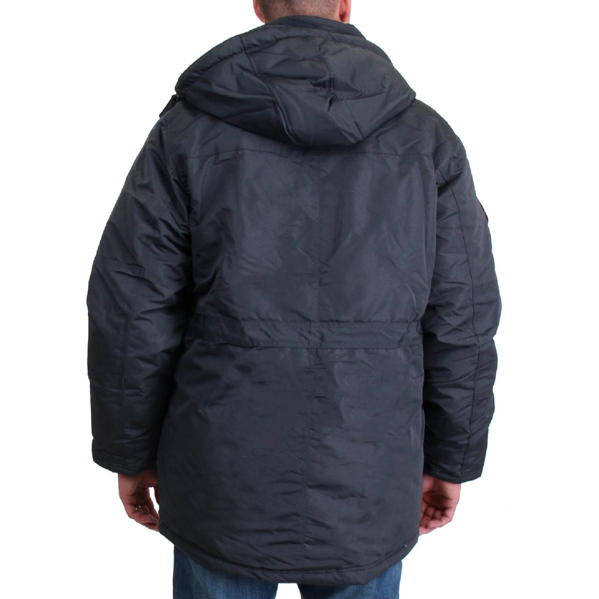 Canada-Weather-Gear-Systems-Men-039-s-Waterproof-Warm-Winter-Bib-Parka-Coat thumbnail 12