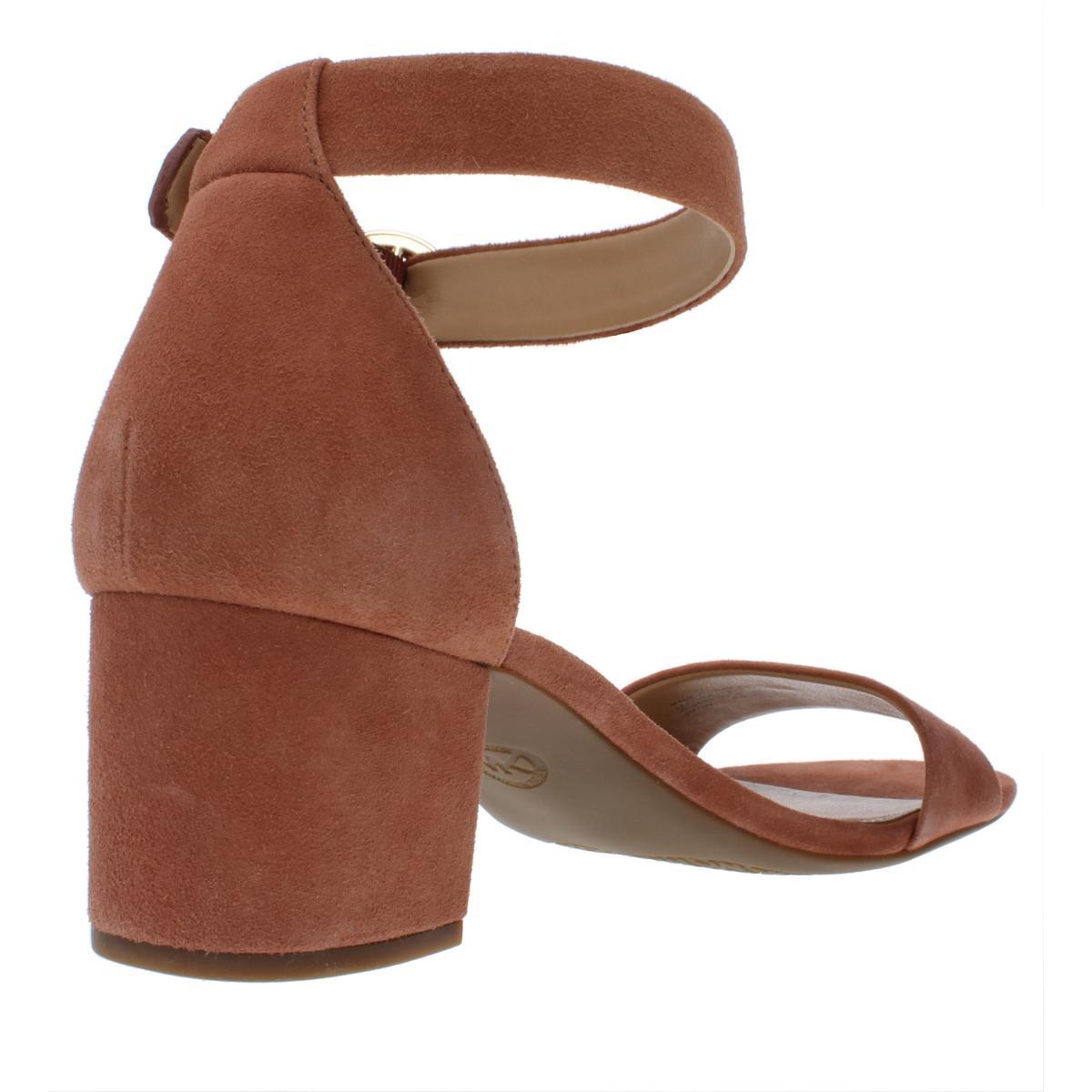 MICHAEL-Michael-Kors-Womens-Lena-Ankle-Strap-Dress-Sandals-Evening-BHFO-6788 thumbnail 7