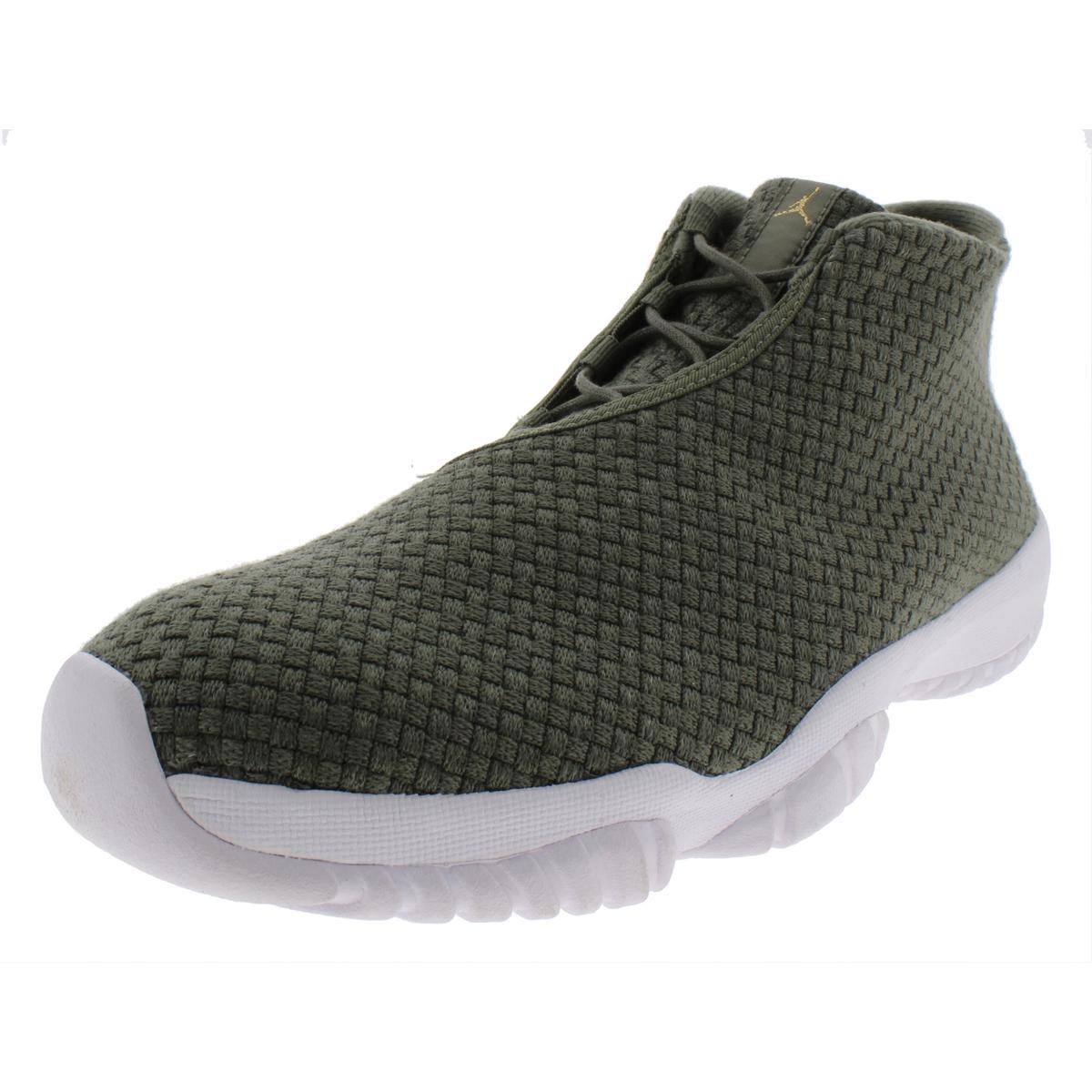 outlet store 3bafb 830f2 Details about Jordan Mens Air Jordan Future High Top Trainer Casual Shoes  Athletic BHFO 4097