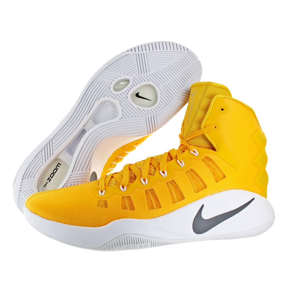 8eefa5cb8ff1 Nike Hyperdunk 2016 Men s Mesh Lace-Up Zoom Hightop Basketball ...