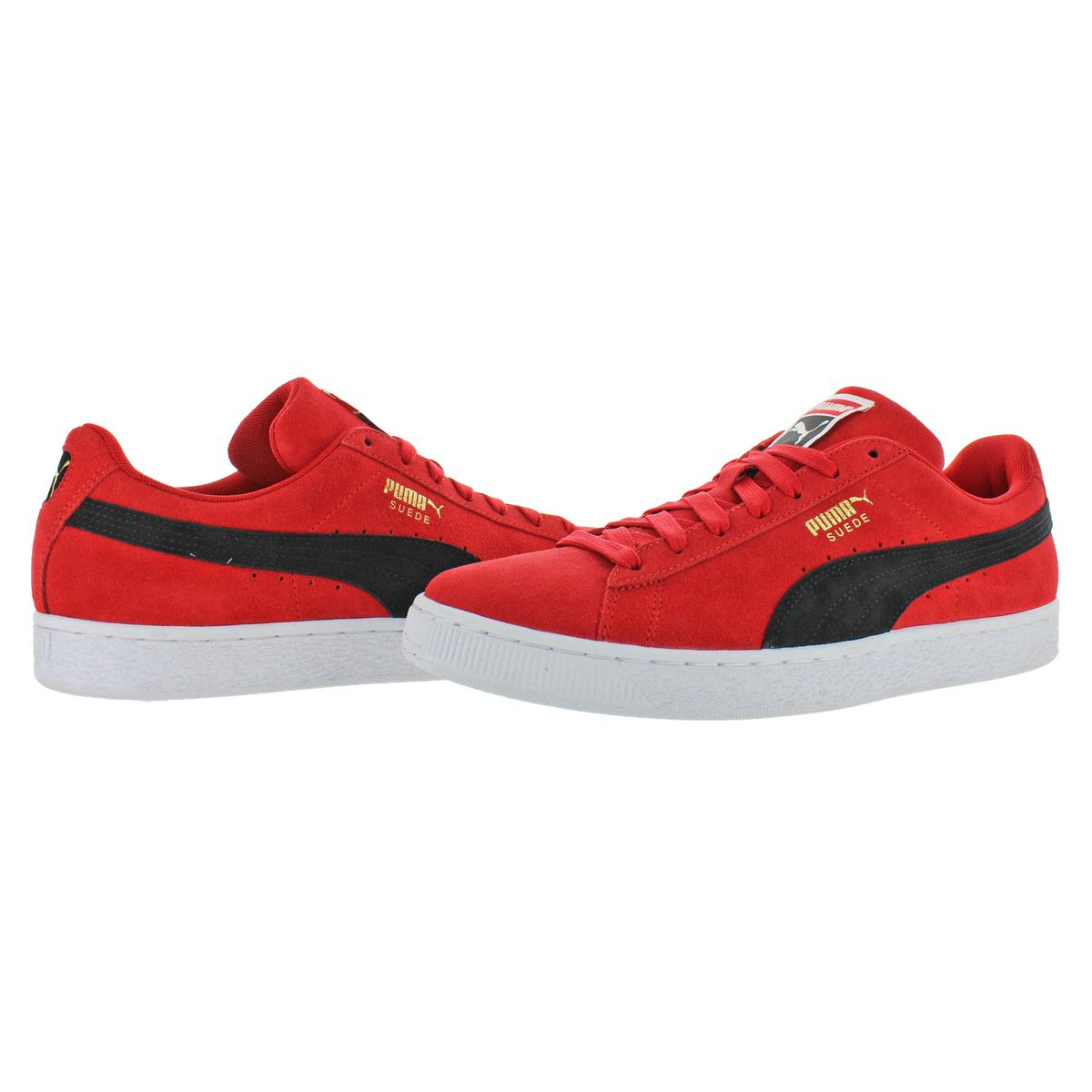 Puma-Suede-Classic-Men-039-s-Fashion-Sneakers-Shoes thumbnail 45