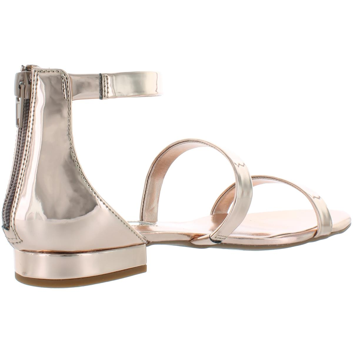 INC-Womens-Yessenia-Embossed-Ankle-Strap-Dress-Sandals-Shoes-BHFO-8555 thumbnail 8