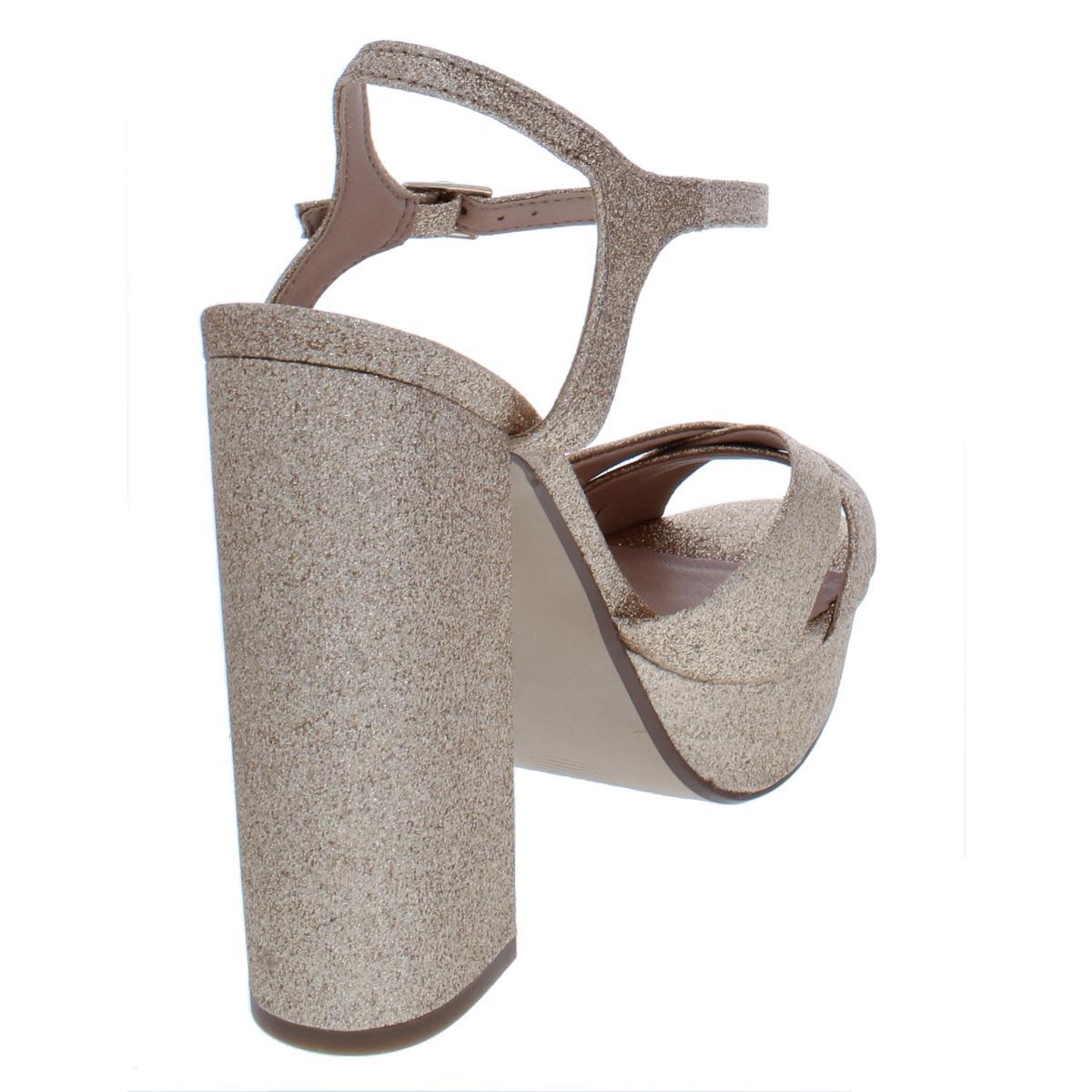 Steve-Madden-Womens-Gleam-Platform-High-Heel-Pumps-Shoes-BHFO-3019 thumbnail 4